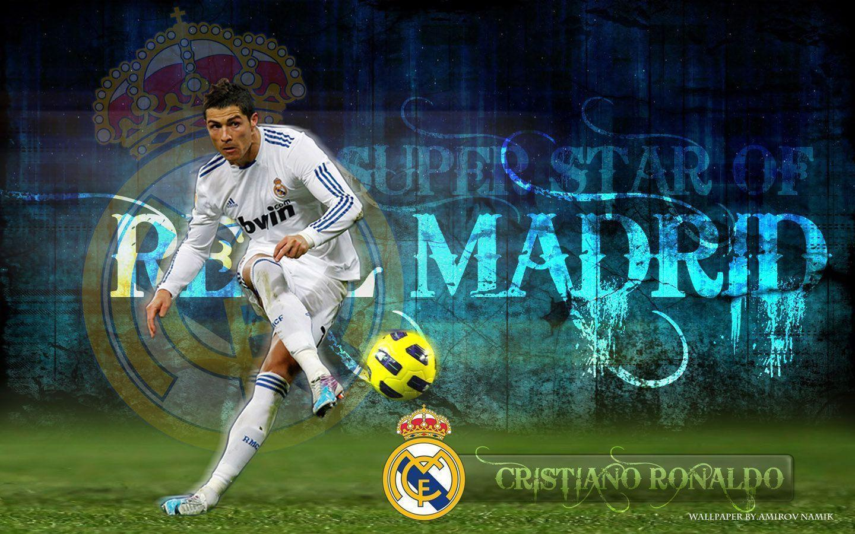 Real Madrid Cristiano Ronaldo Wallpapers Wallpaper Cave