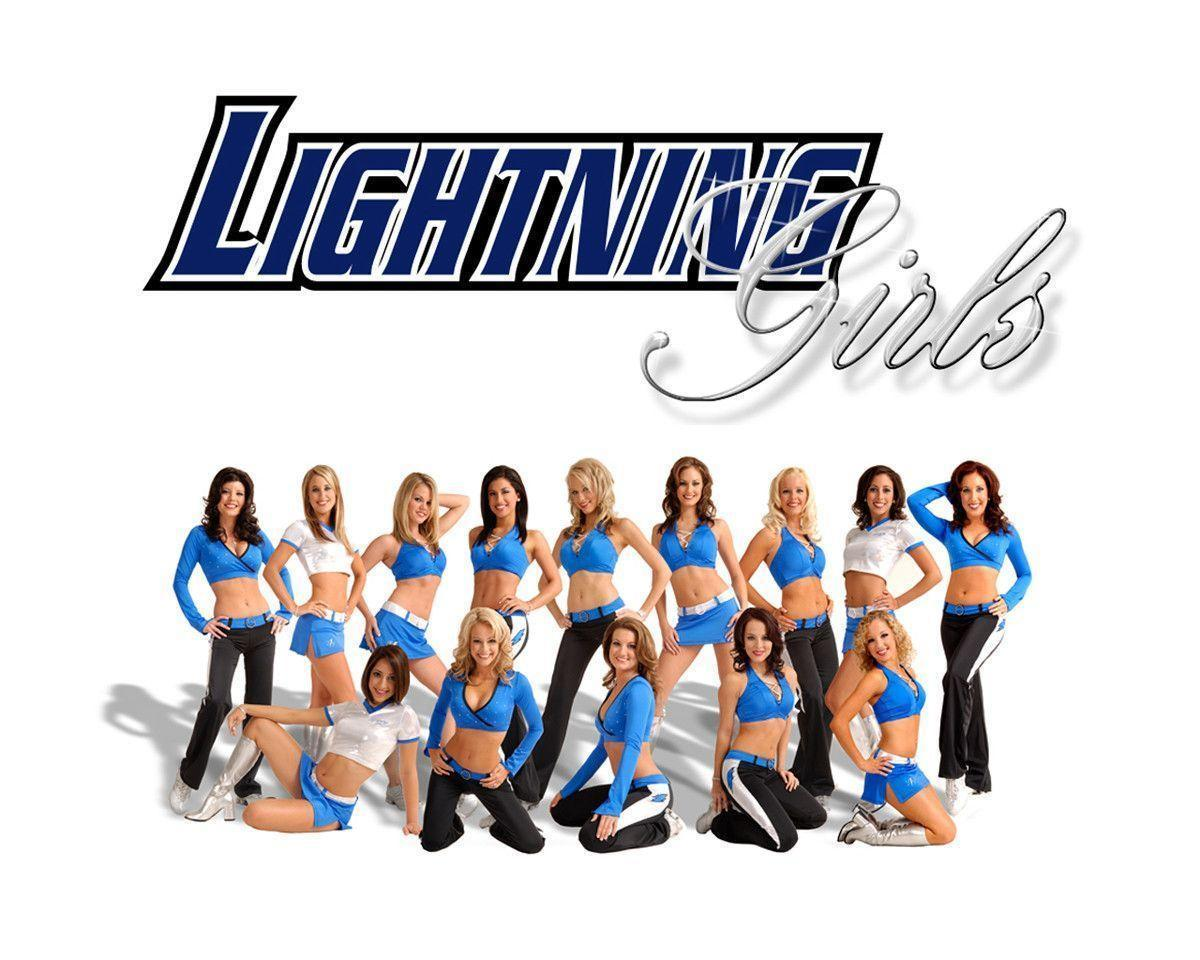 Lightning Girls Wallpaper Page - Tampa Bay Lightning - Fan Zone