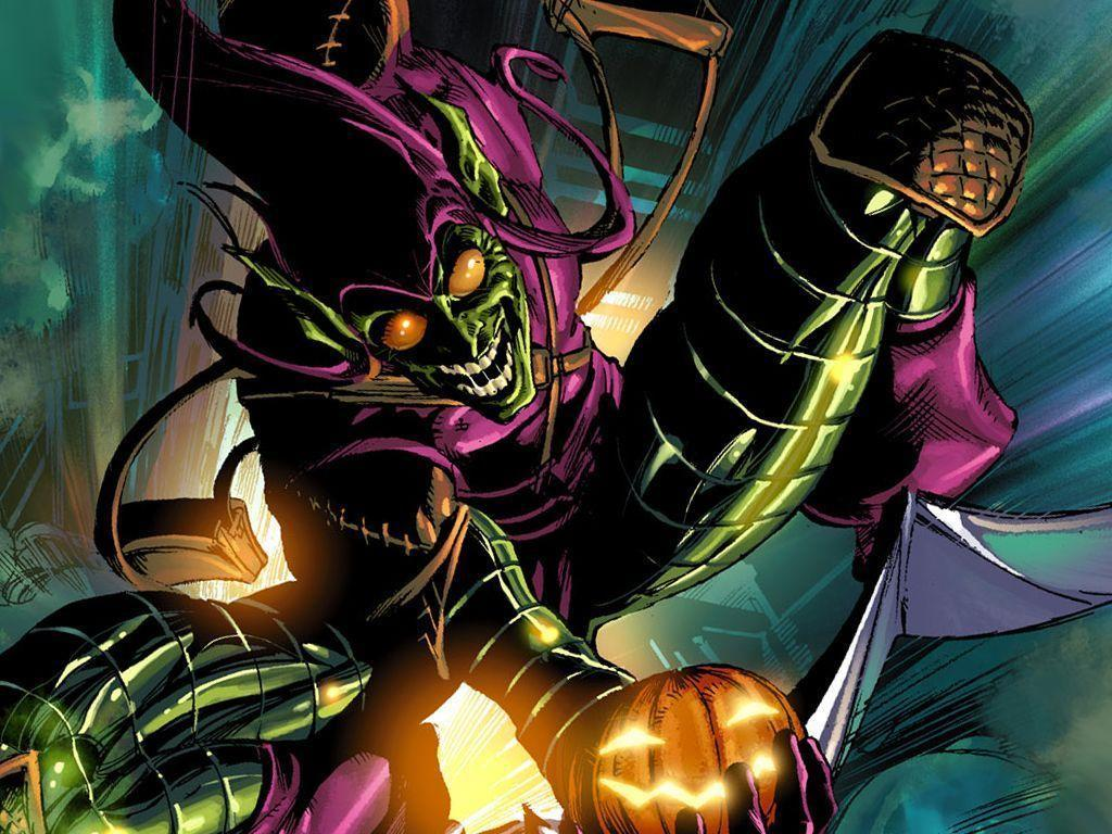 Animals For > Spiderman Vs Green Goblin Wallpapers