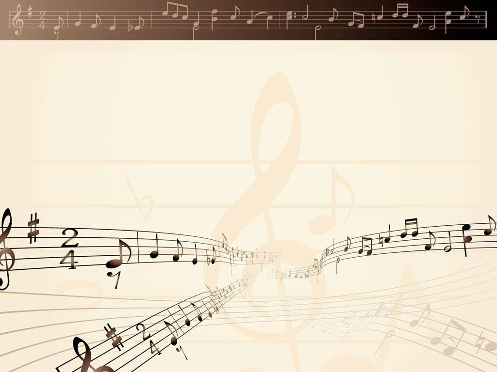 musical notes wallpaper - photo #26