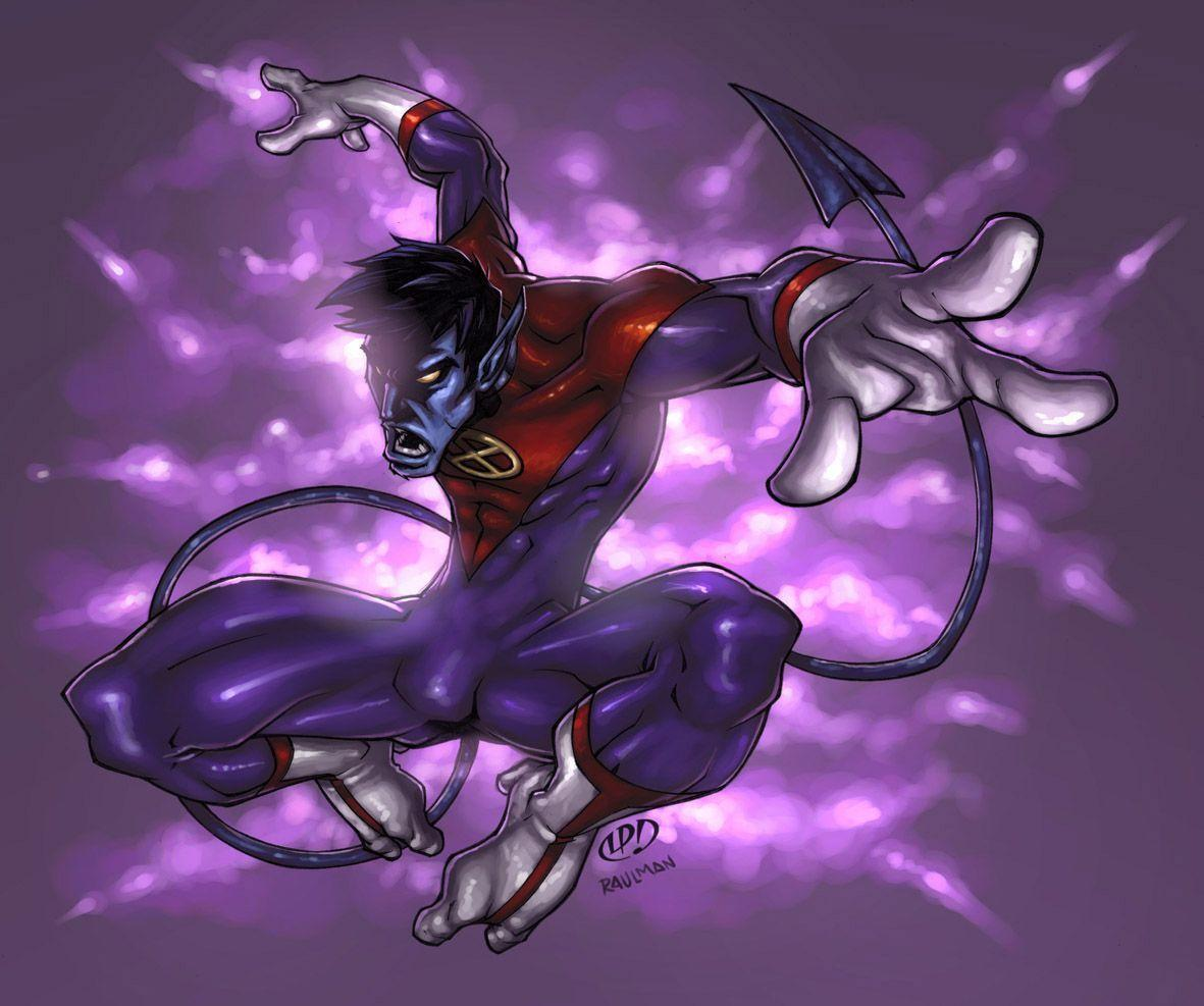 Nightcrawler Backgrounds Wallpapers 36674 Hi