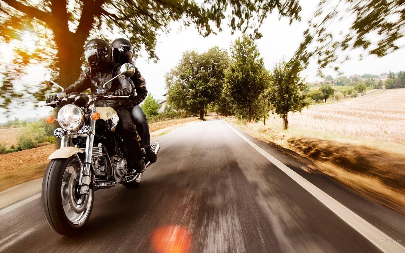 Biker Roads 1680x1050 Wallpaper 1679968