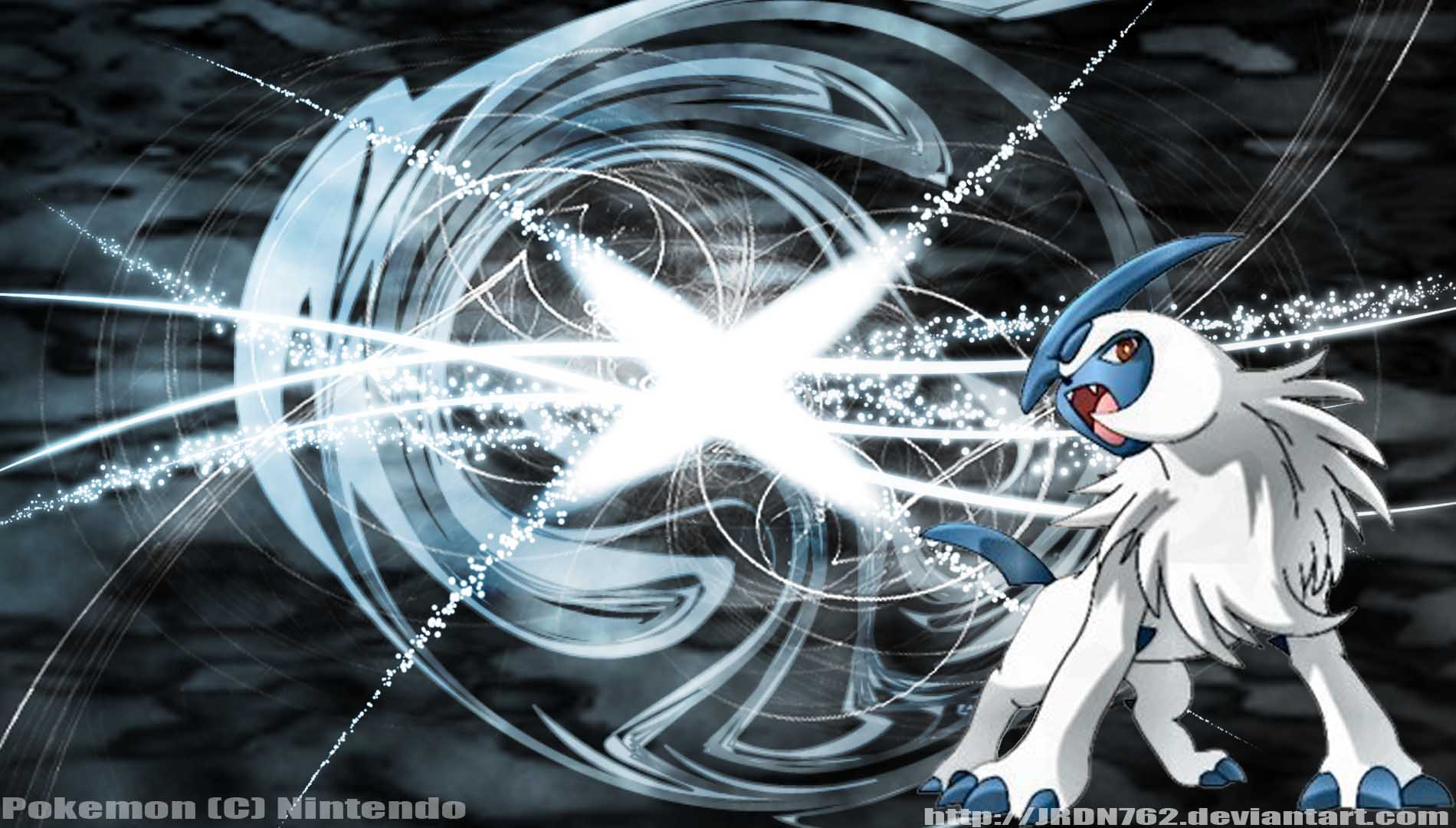 Wallpapers For > Absol Pokemon Wallpapers
