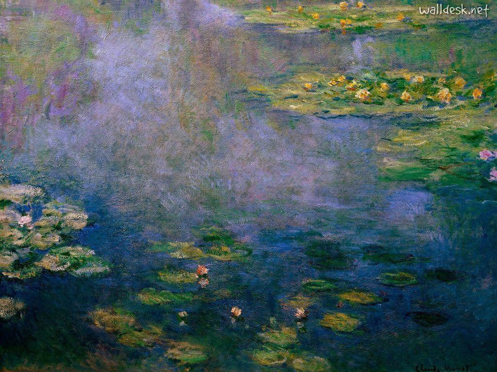Monet Desktop Wallpapers Free Wallpaper Cave