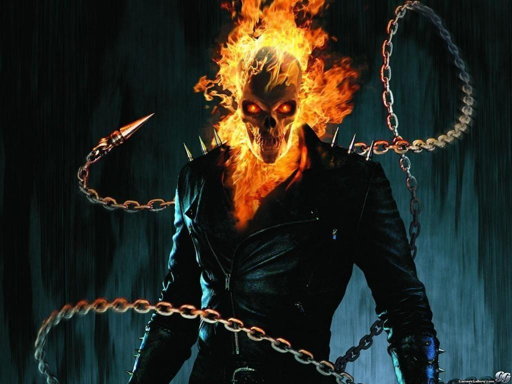 Wallpapers For > Ghost Rider 3 Wallpapers