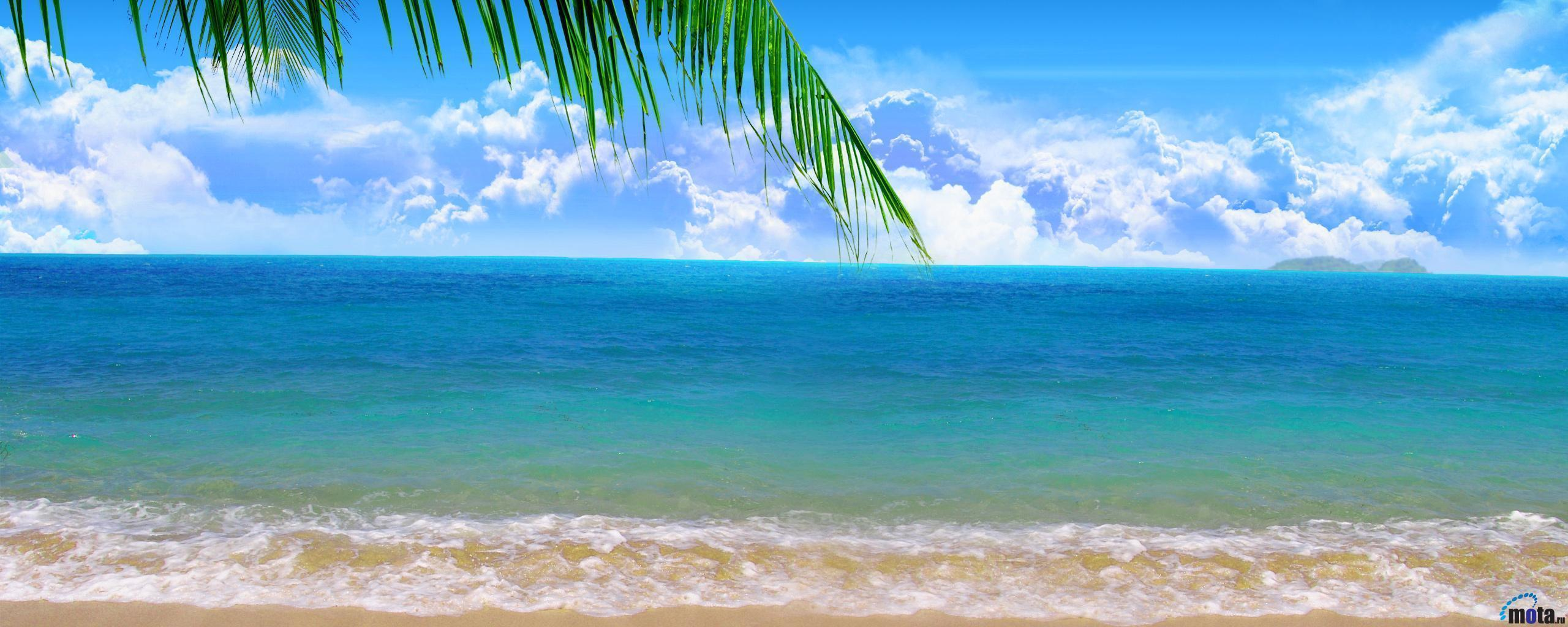 Beach Paradise Wallpapers - Wallpaper Cave