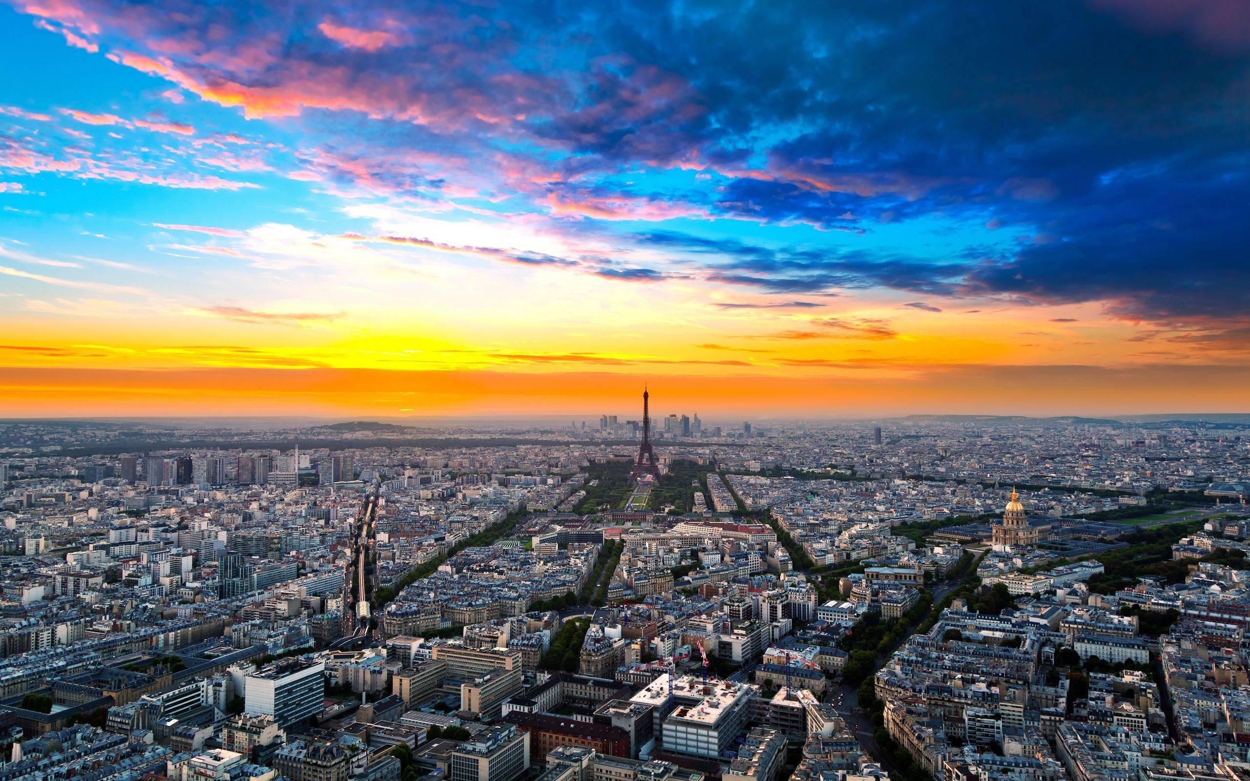 Paris Desktop Wallpapers FREE on Latoro.com