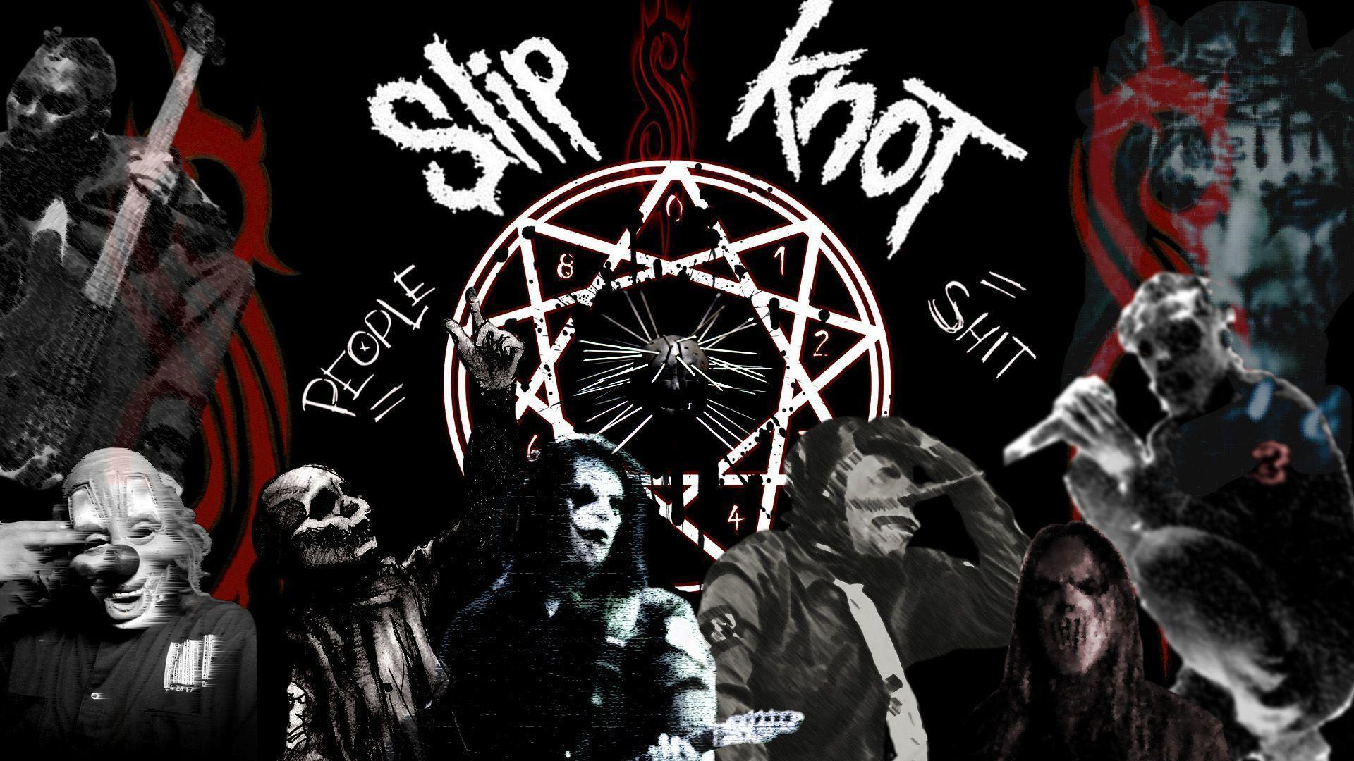 slipknot goat logo wallpaper - photo #38