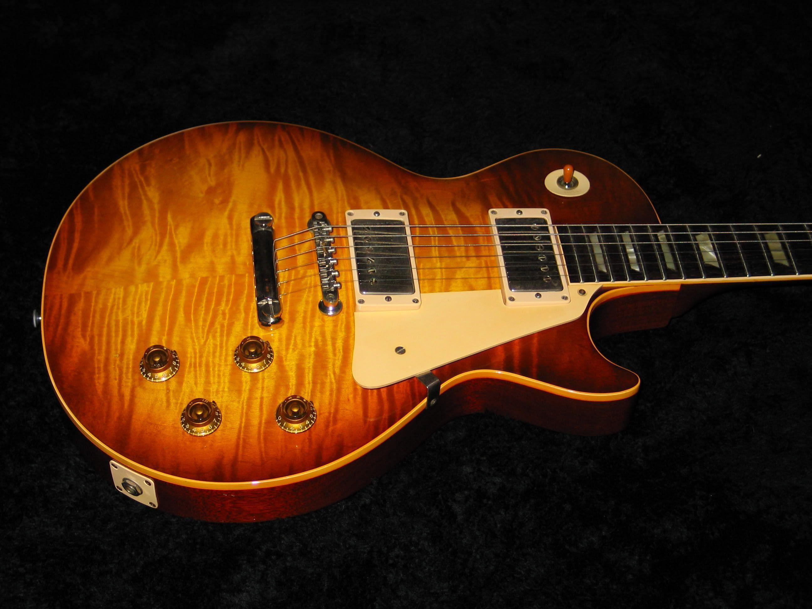 guitar wallpaper les paul - photo #27