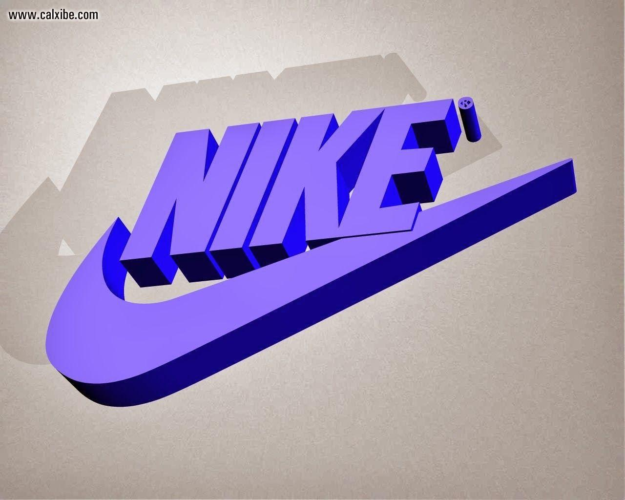 Trends For > Nike Swoosh Blue Wallpapers