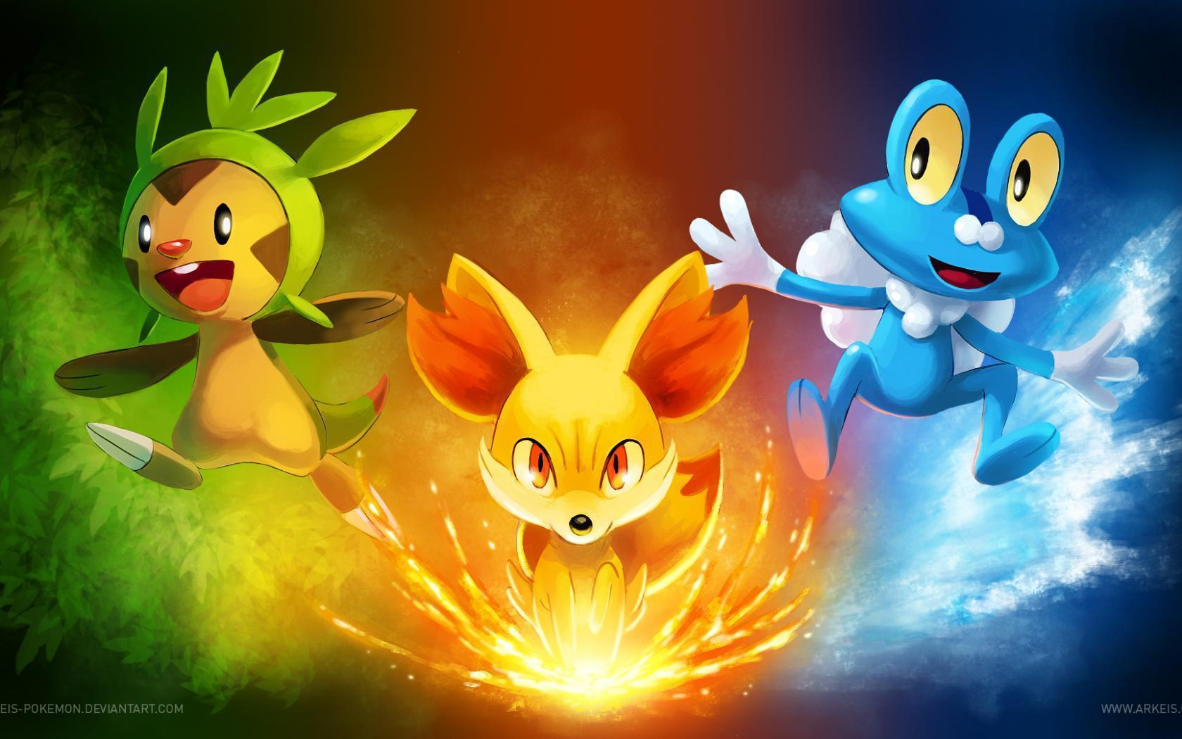 pokemon wallpapers for computer wallpaper cave