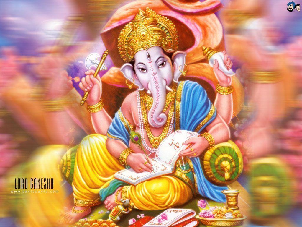 Wallpapers For > Hindu Art Wallpaper