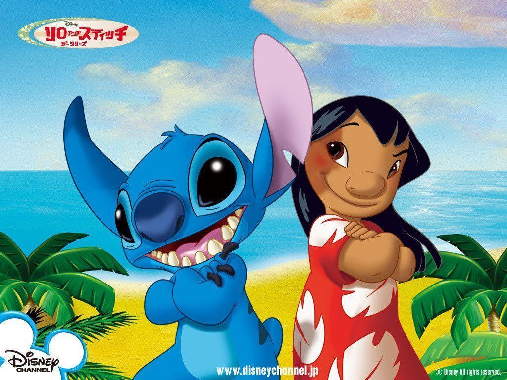 Lilo And Stich Wallpapers - Wallpaper Cave