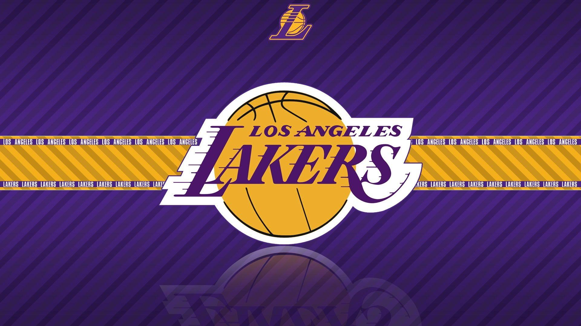 Los Angeles Lakers Logo >> LA Lakers Wallpapers - Wallpaper Cave