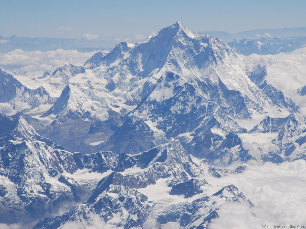 Landscape Himalaya Mount Everest Colection Photo HD Wallpaper ...