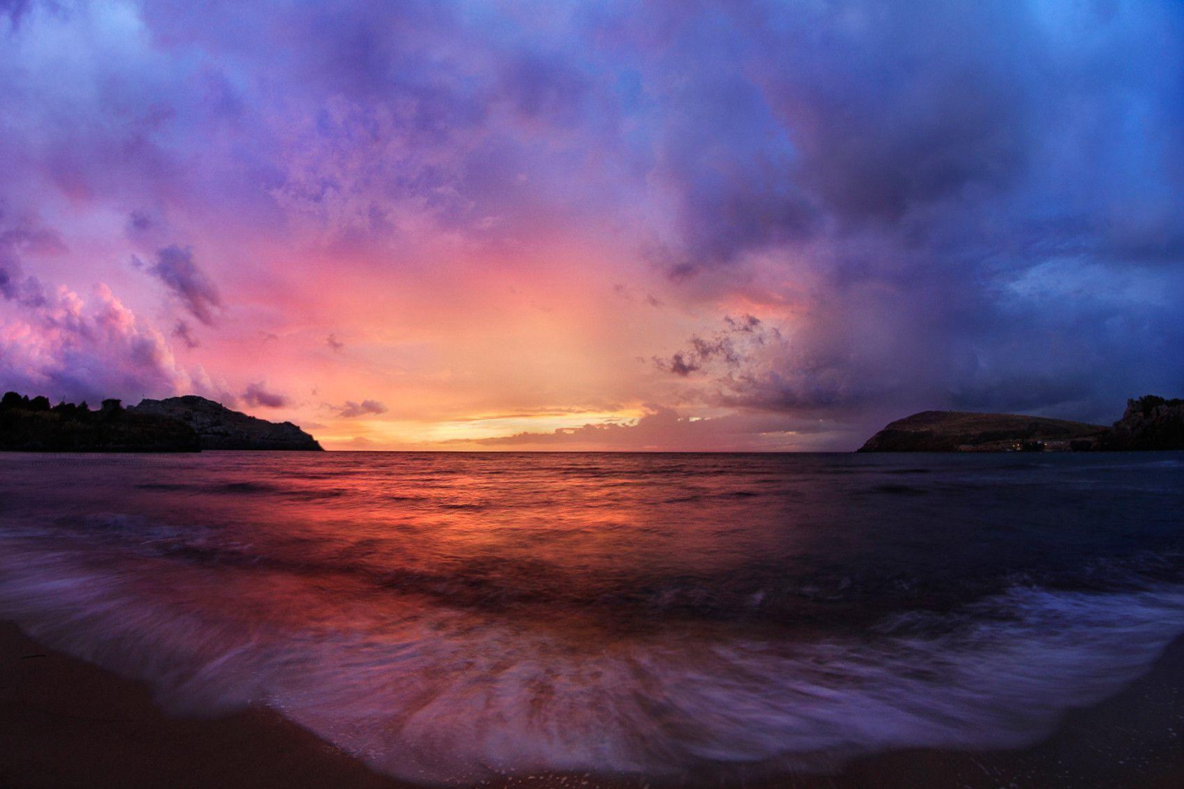 Beach Thunderstorm Wallpaper: Thunderstorms Wallpapers