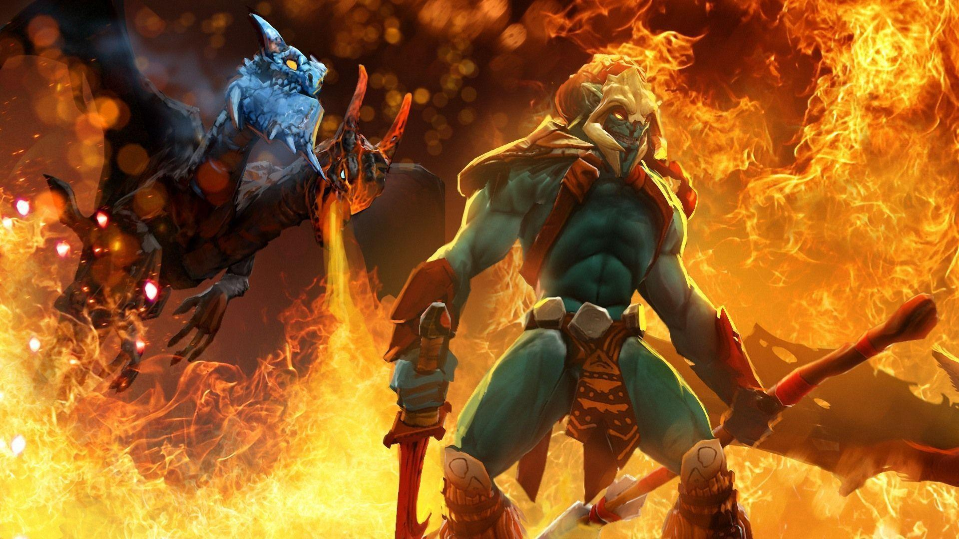 dota 2 game background - photo #5