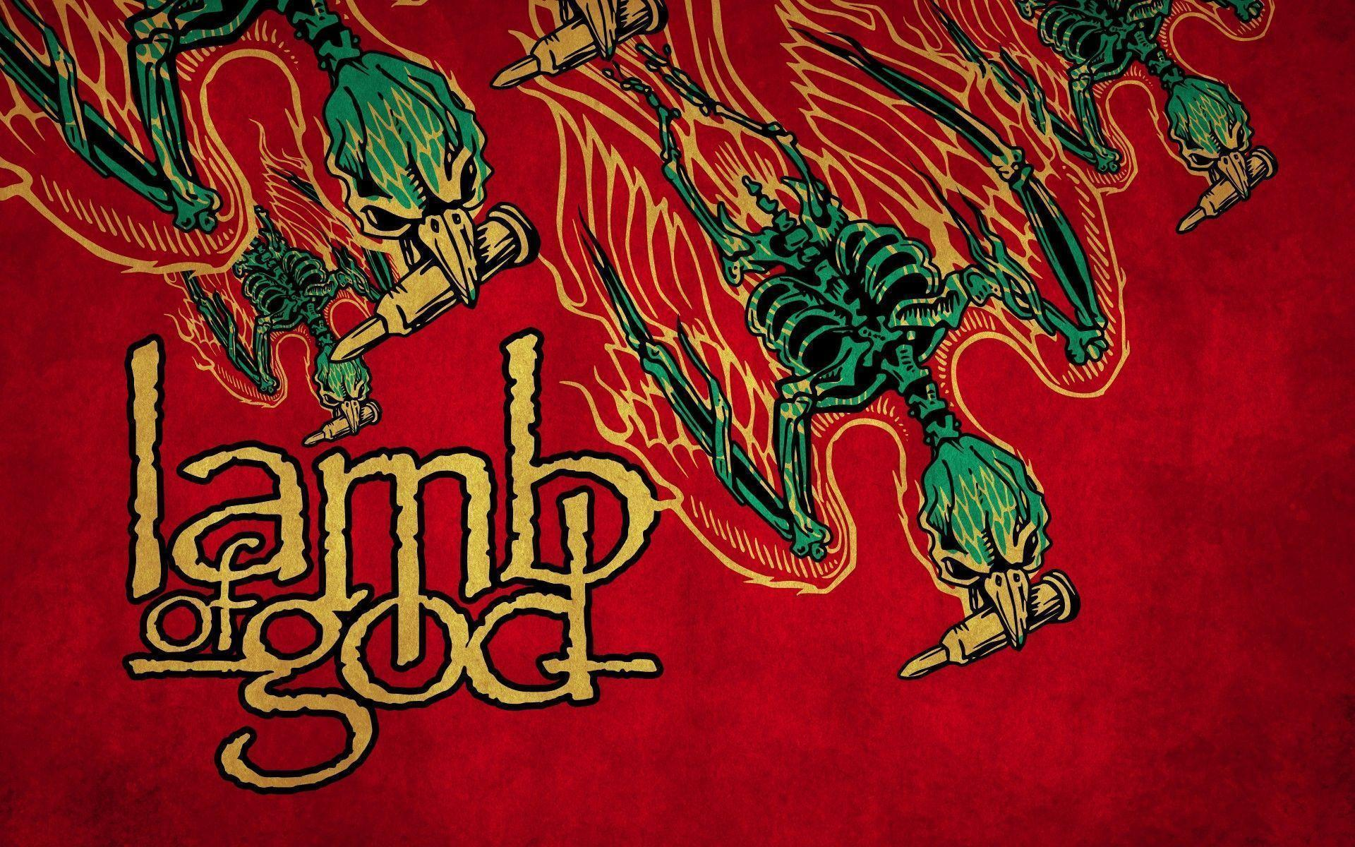 Images For > Lamb Of God Wallpaper 1920x1080