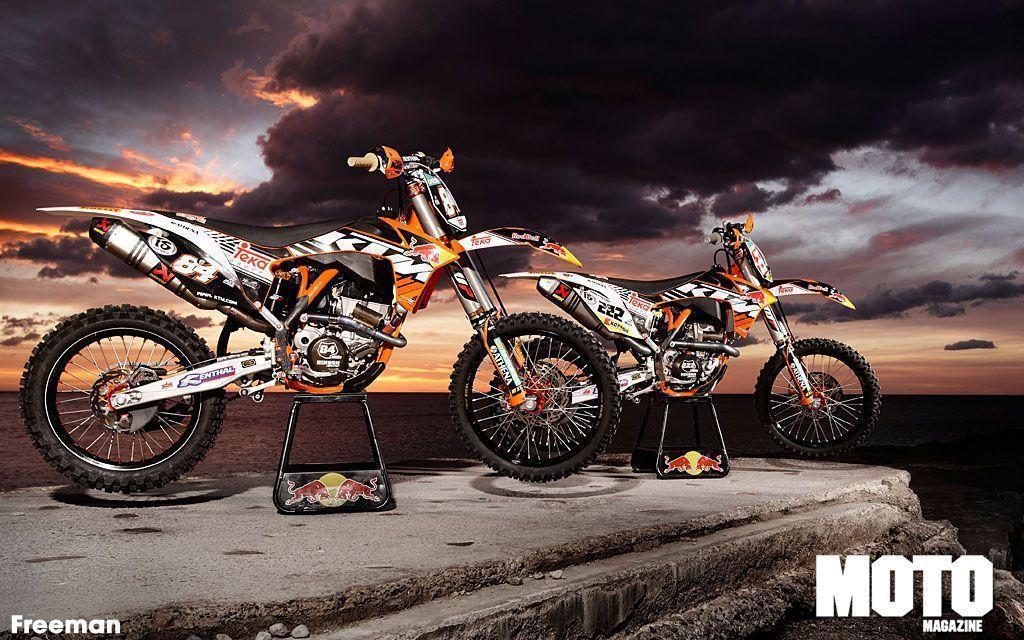 Factory KTM Wallpapers to grace your desktops | Moto Magazine