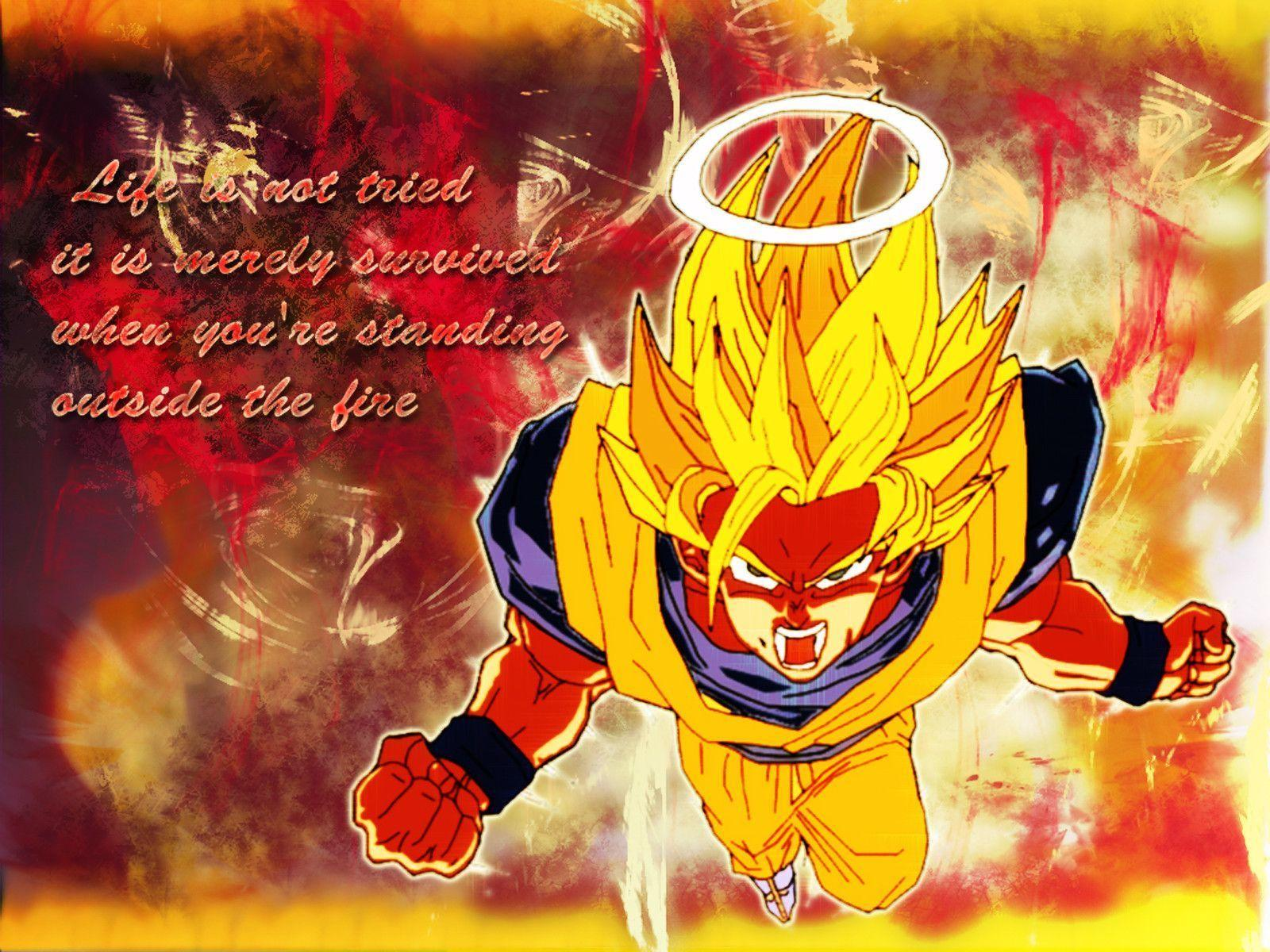 Cool Dragon Ball Z Wallpapers - Wallpaper Cave