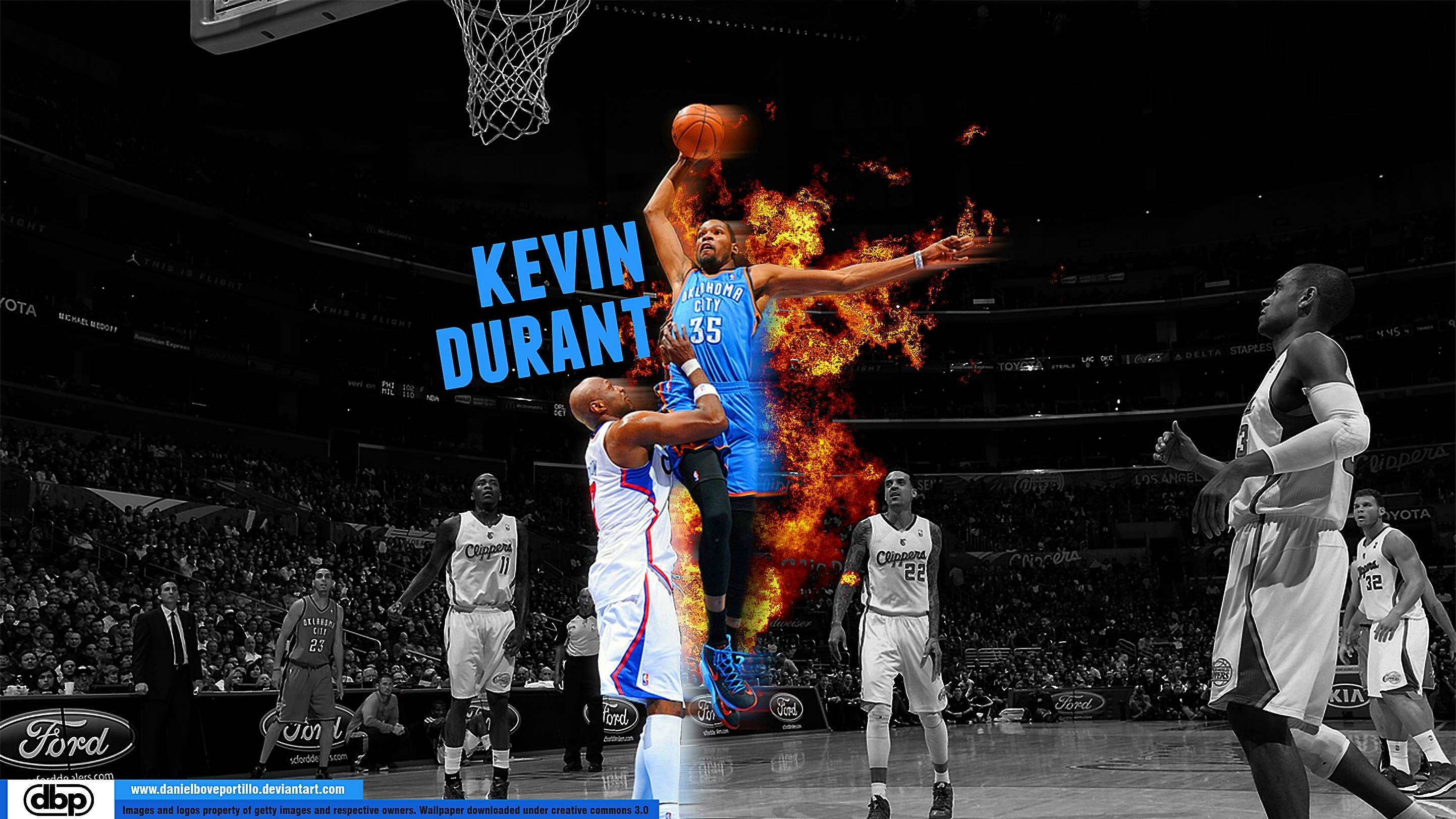 Basketball Kevin Durant Wallpapers: Kevin Durant Wallpapers HD 2015