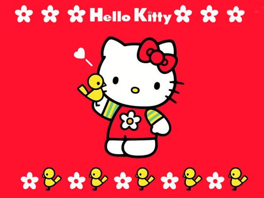 hello kitty wallpaper free - photo #19