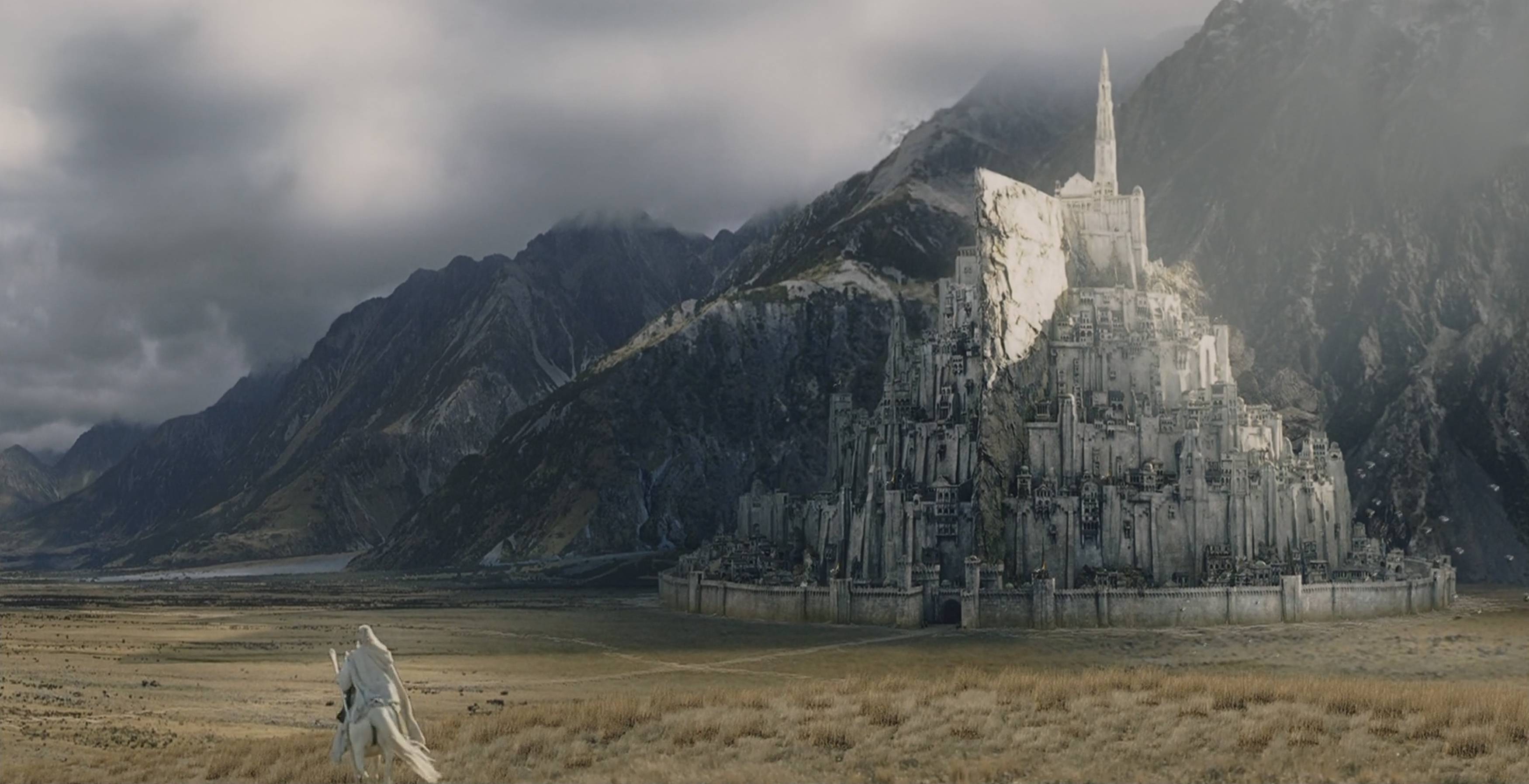 Minas Tirith Wallpapers Wallpaper Cave