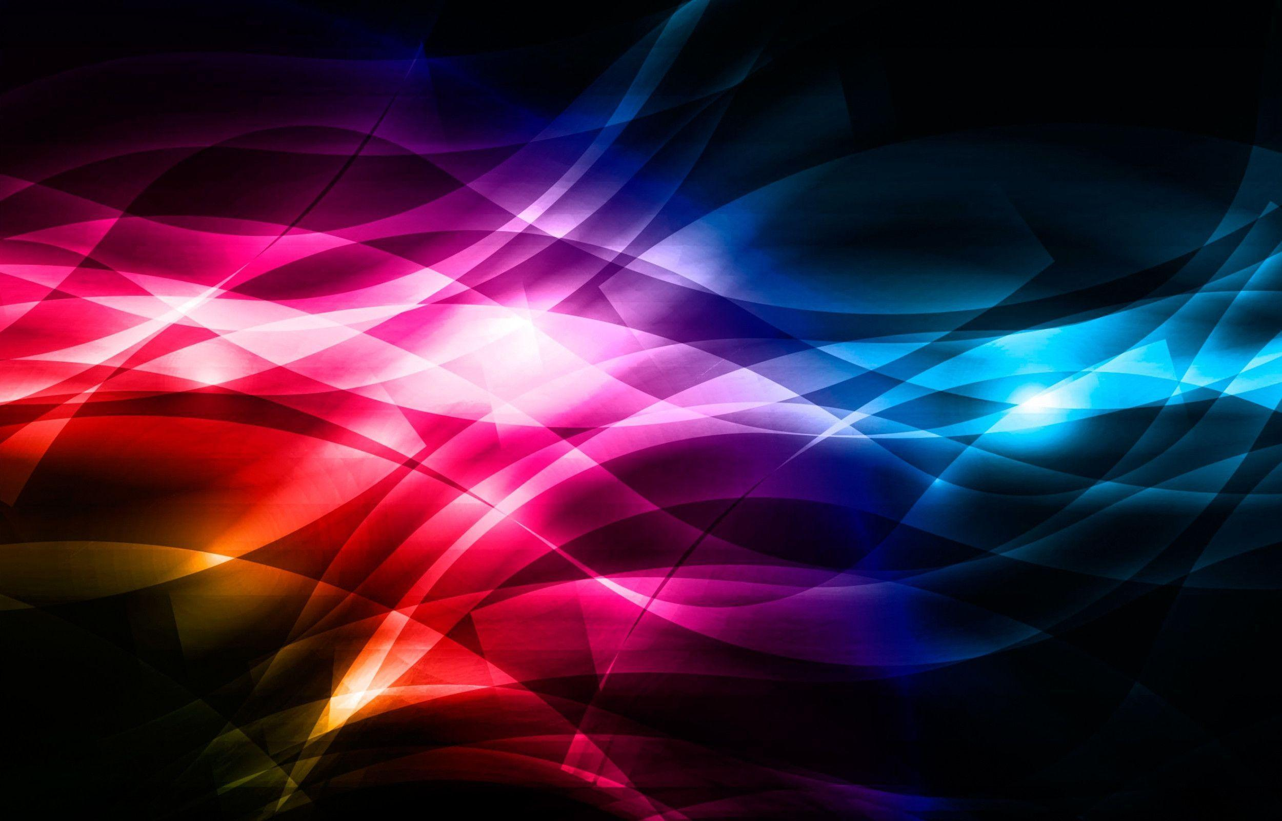 abstract rainbow background wallpaper black - photo #27