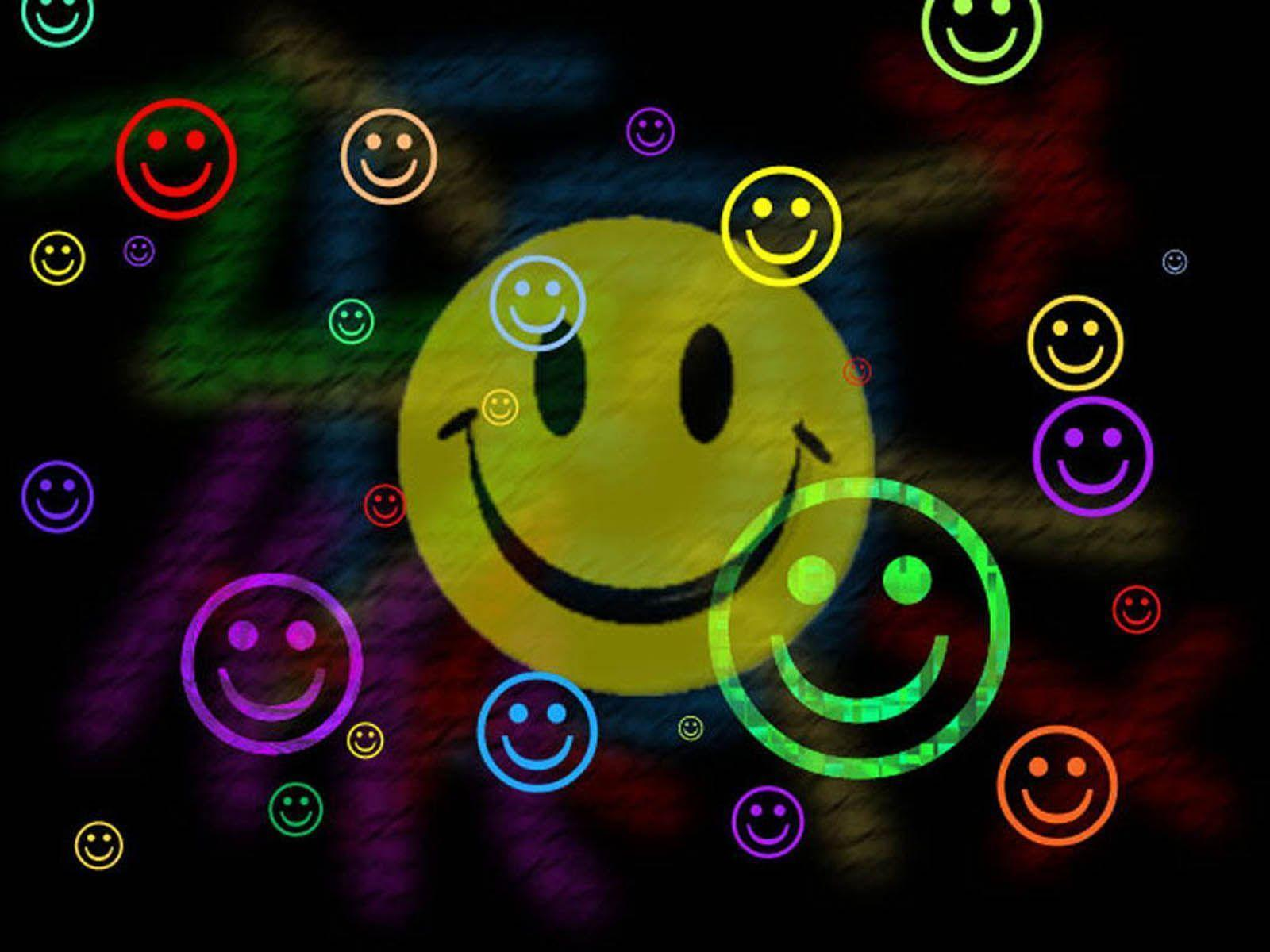 smiley backgrounds - photo #5