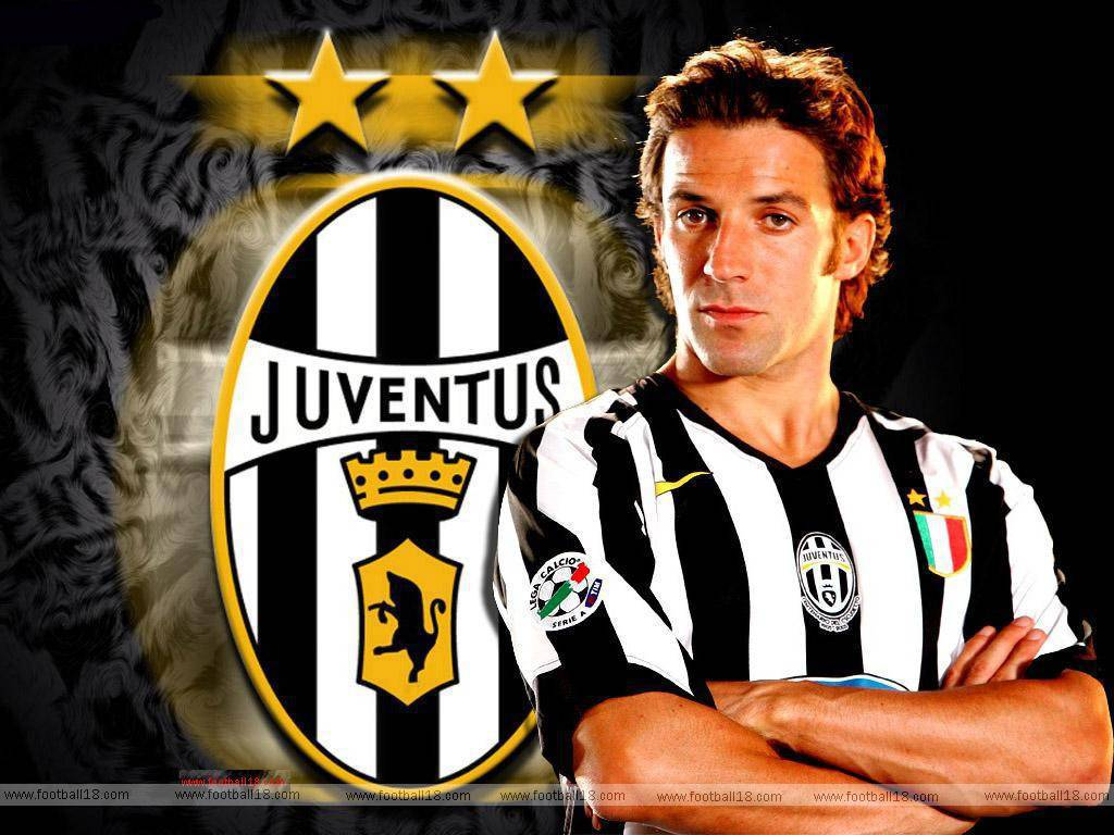 Delpiero Juve Wallpapers Wallpaper Cave