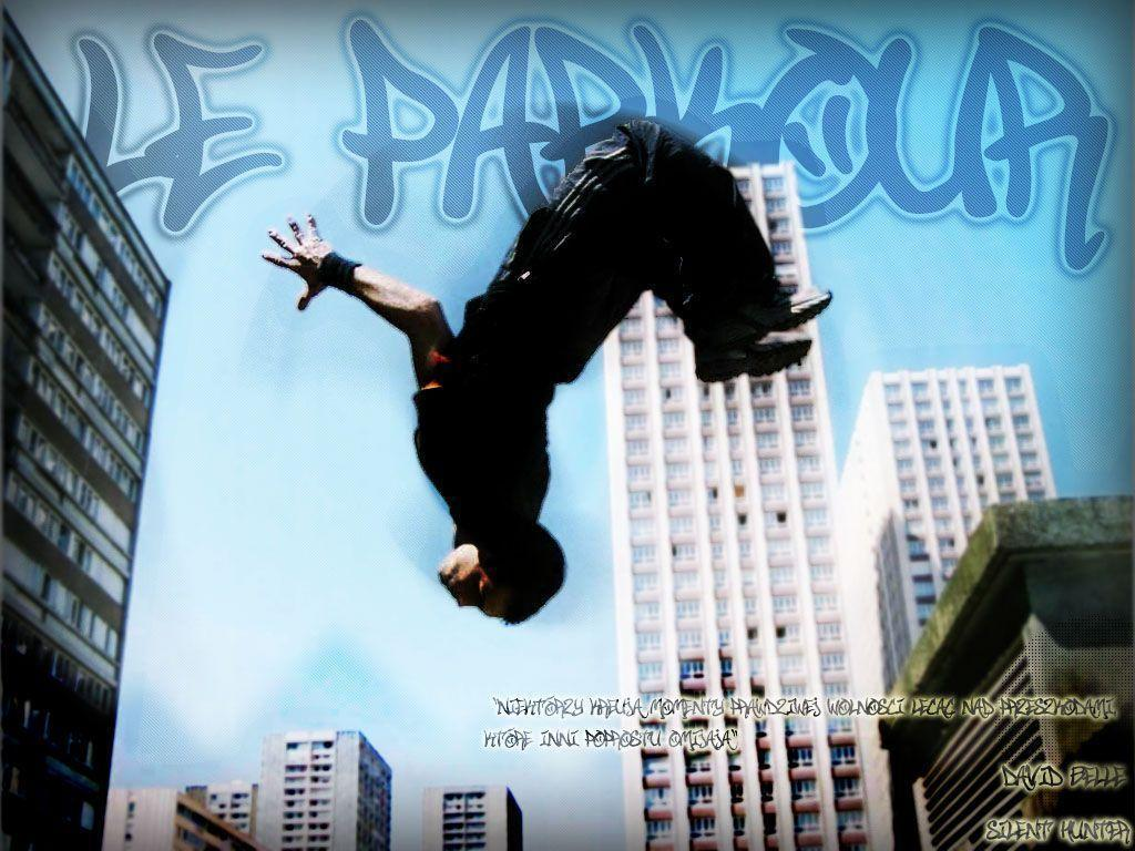 Download Parkour Wallpapers 1024x768