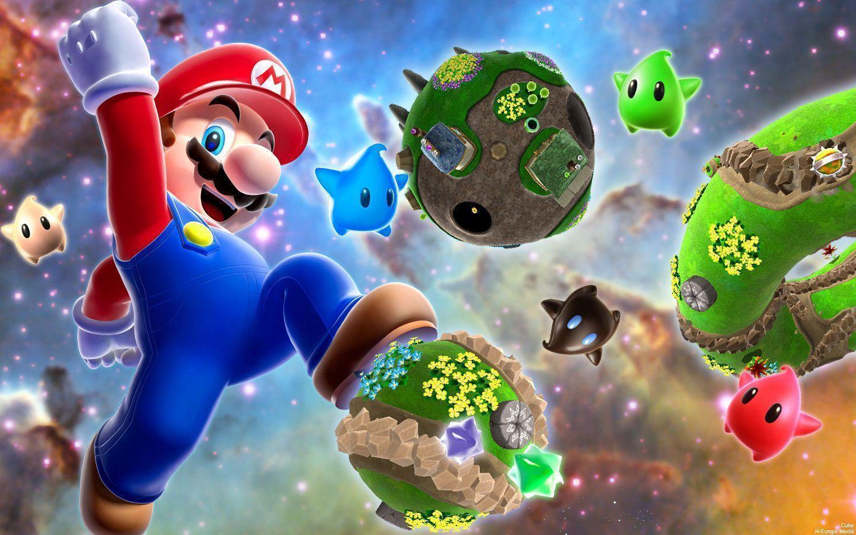 Wallpapers HD de Mario Bros . - Taringa!