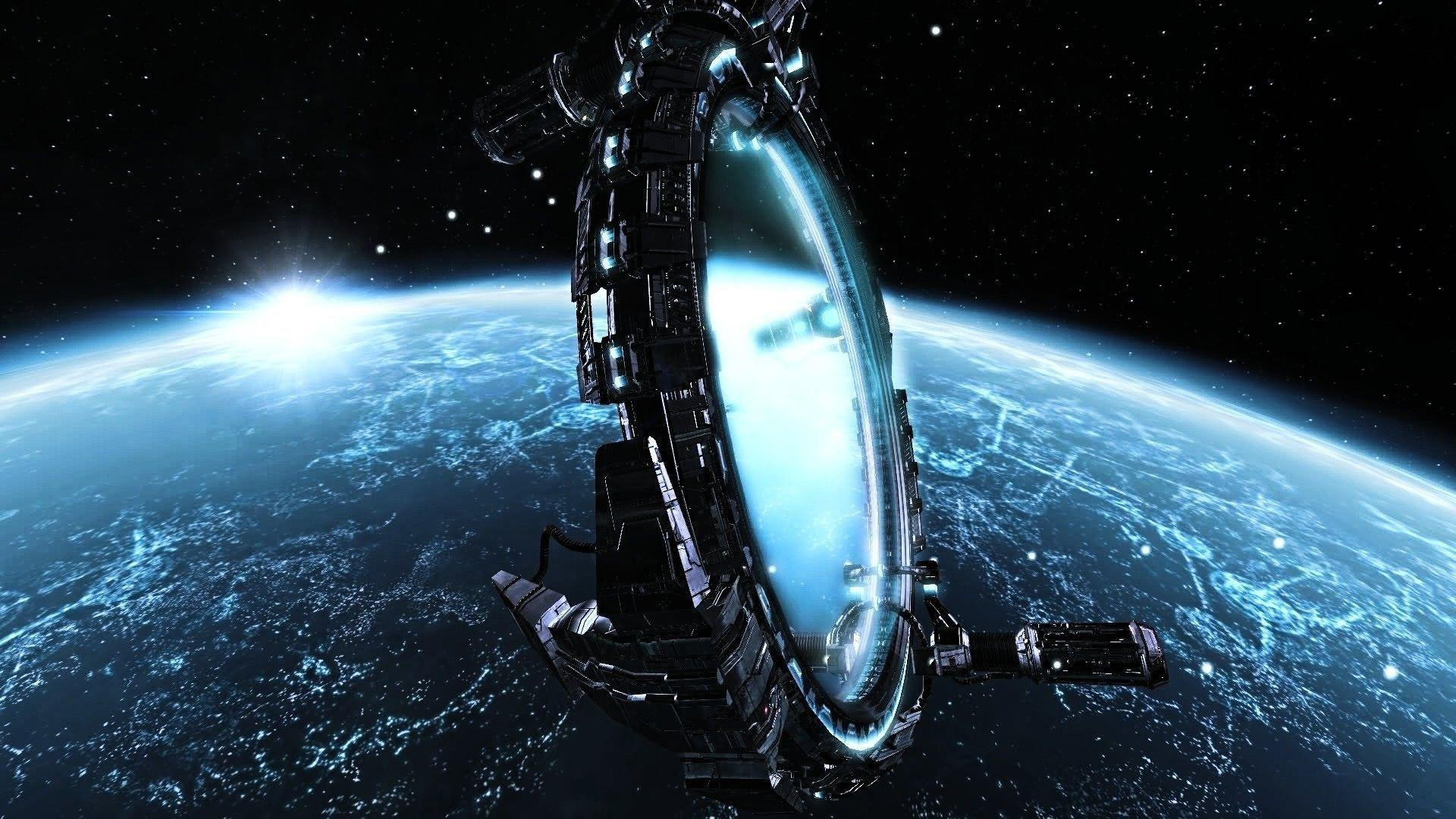 stargate wallpaper universe space - photo #21