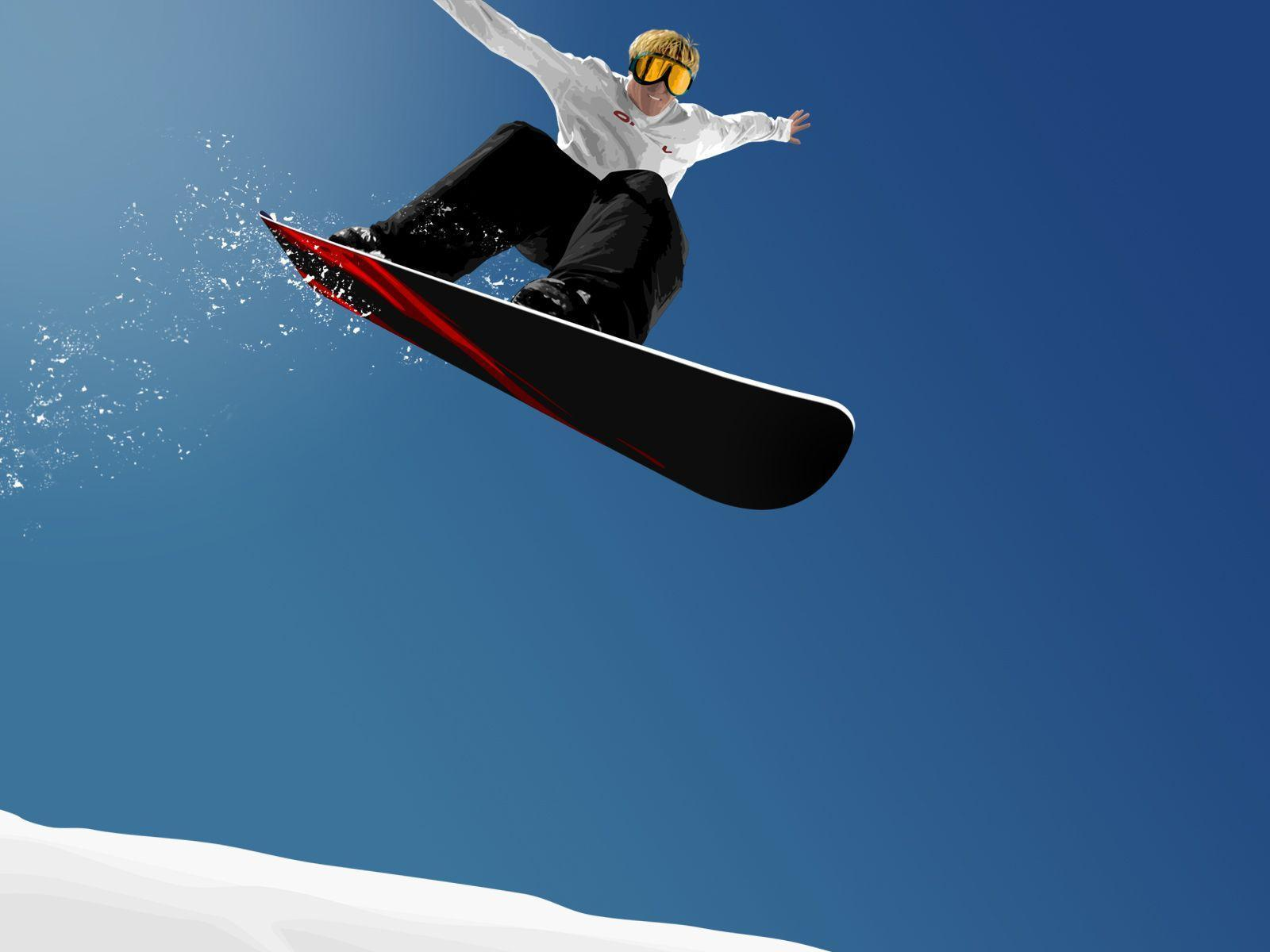 Shaun white snowboarding wallpaper