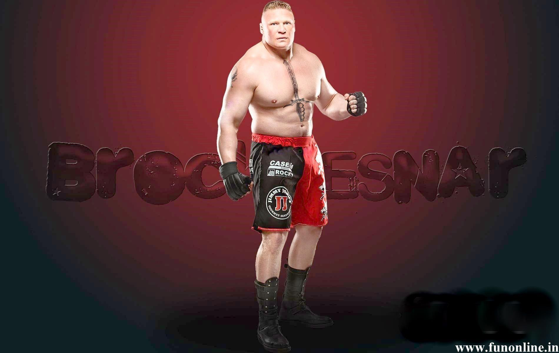 Brock Lesnar Wallpapers, Wrestling Legend Brock Lesnar HD Wallpapers