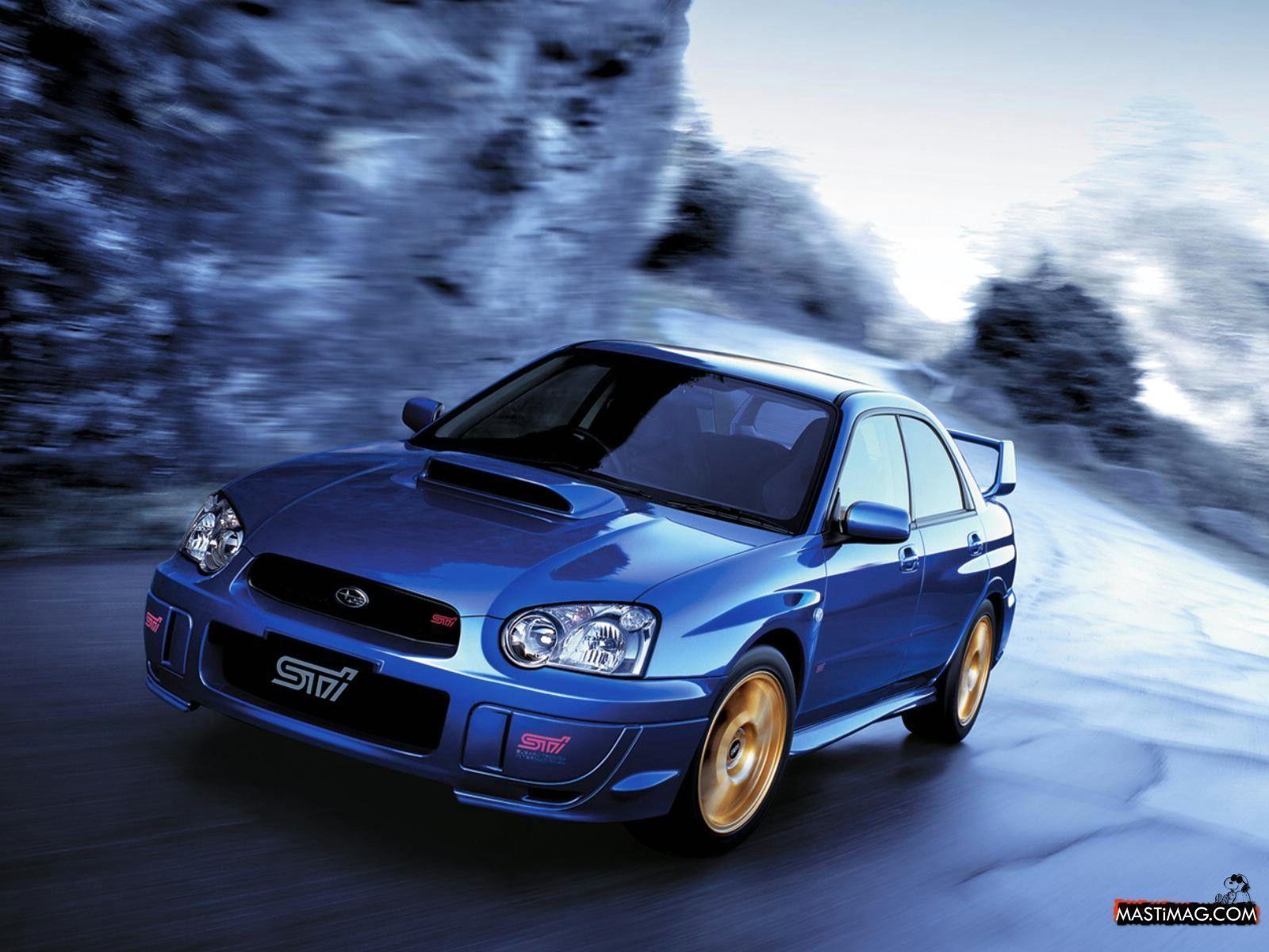 Subaru Wrx Sti Wallpapers Wallpaper Cave