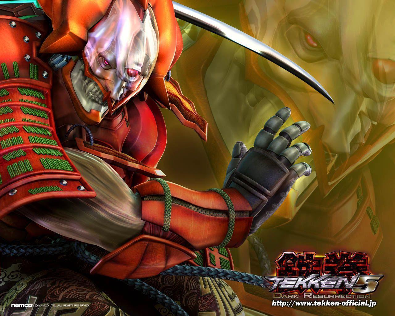 Dark Resurrection Wallpaper - Tekken Wallpaper (243864) - Fanpop