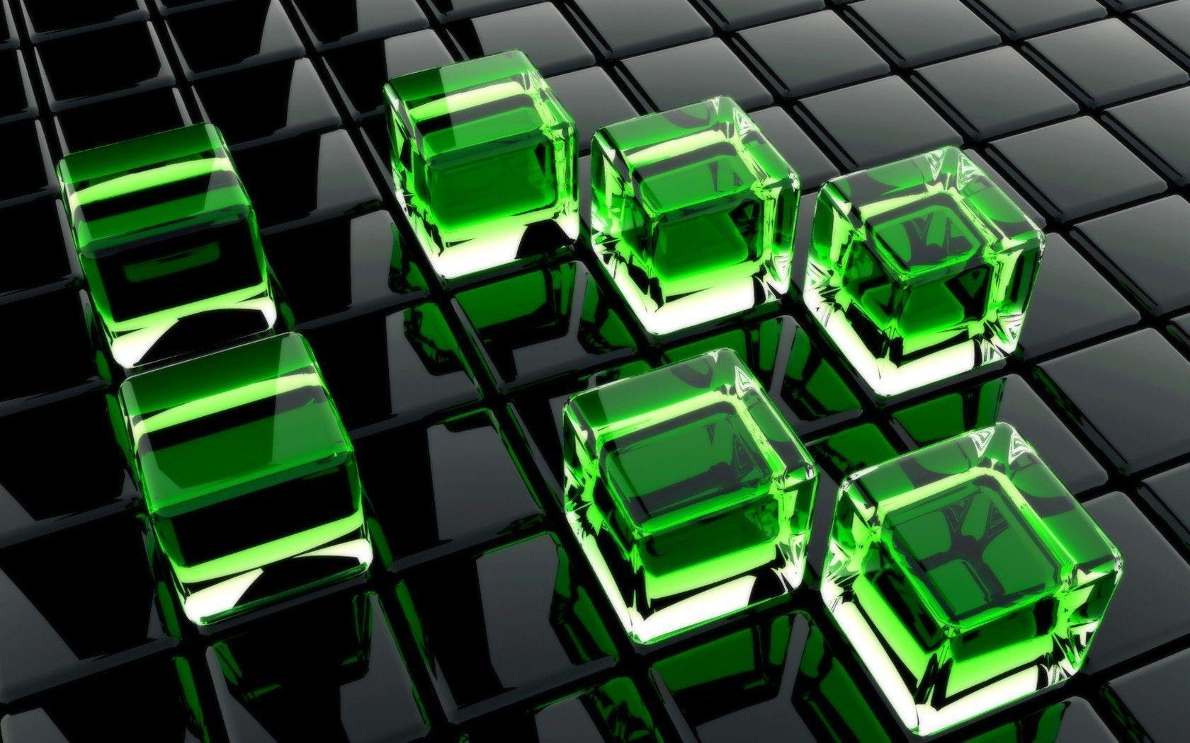 Pix For > 3d Cubes Wallpapers Hd
