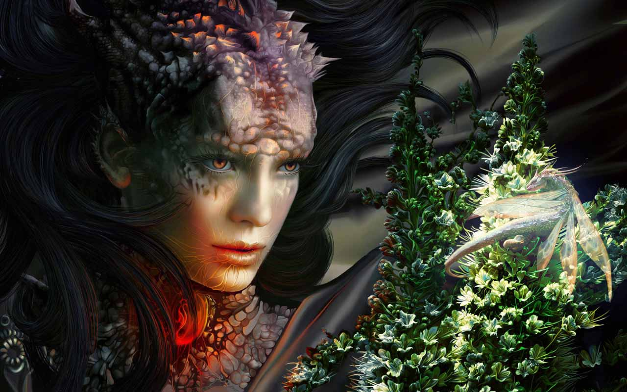 vampire fairy wallpaper backgrounds - photo #13
