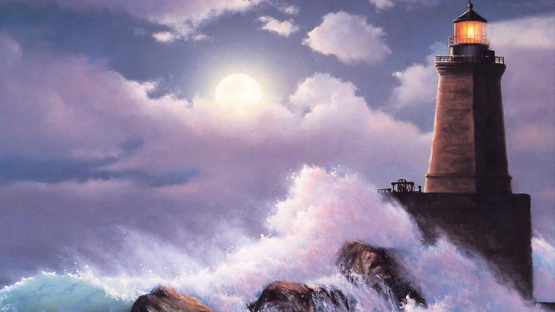 lighthouse desktop wallpaper 7900 - photo #44