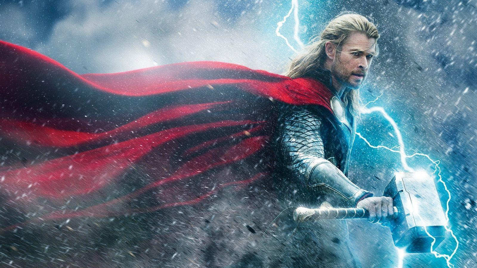 Thor The Dark World Wallpapers