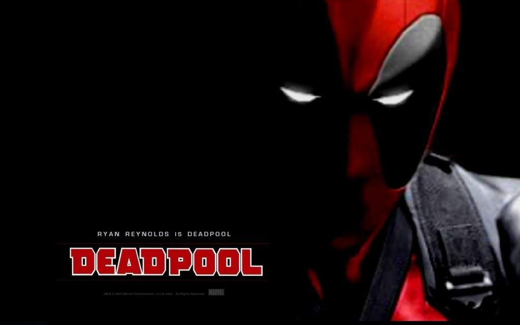 Deadpool Movie Poster 2014 Images Pictures