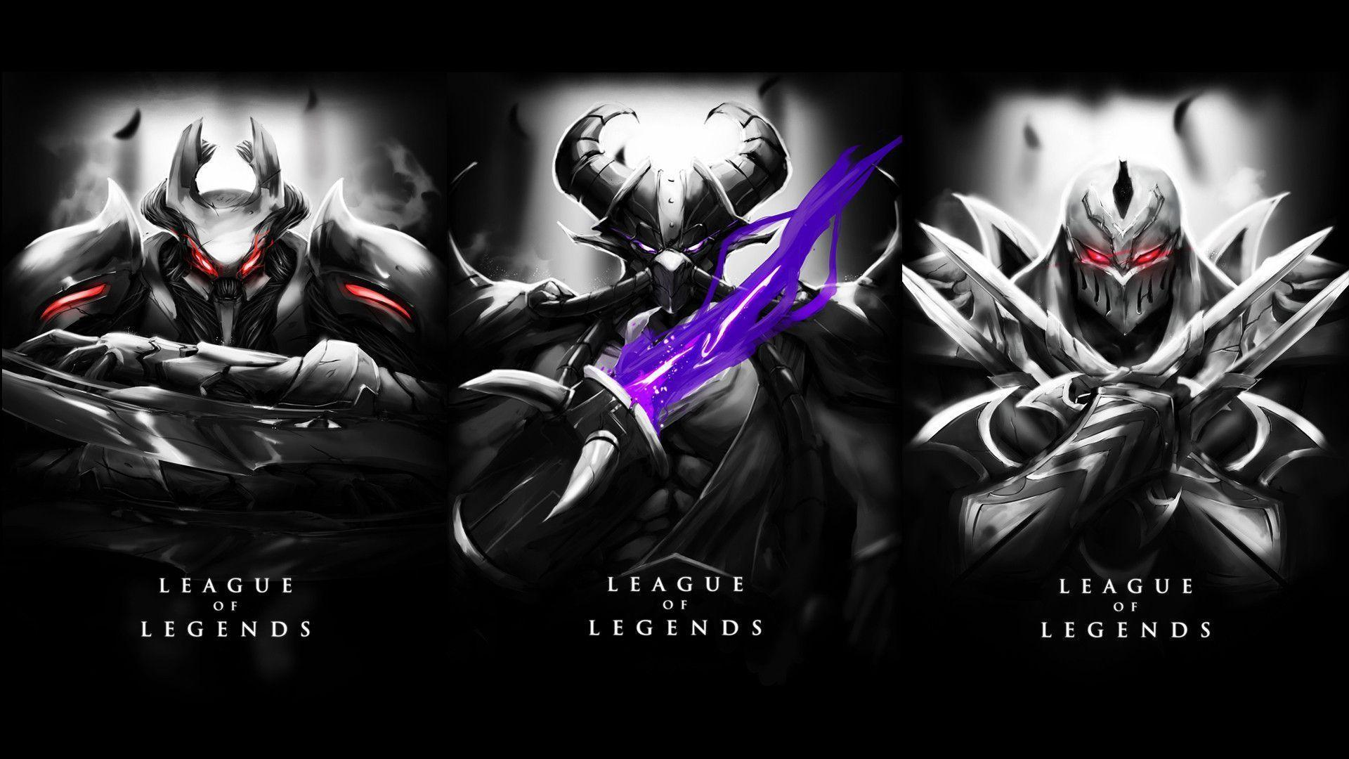 league of legends backgrounds wallpaper cave