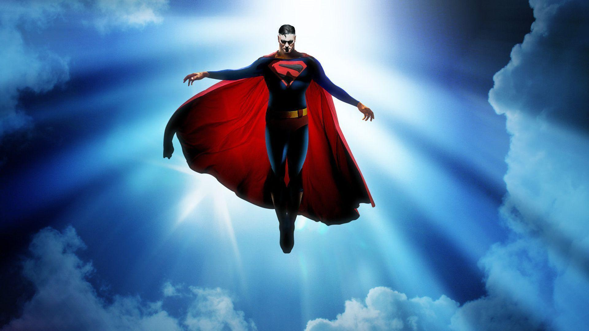 Cool superman wallpapers wallpaper cave - Superman screensaver ...