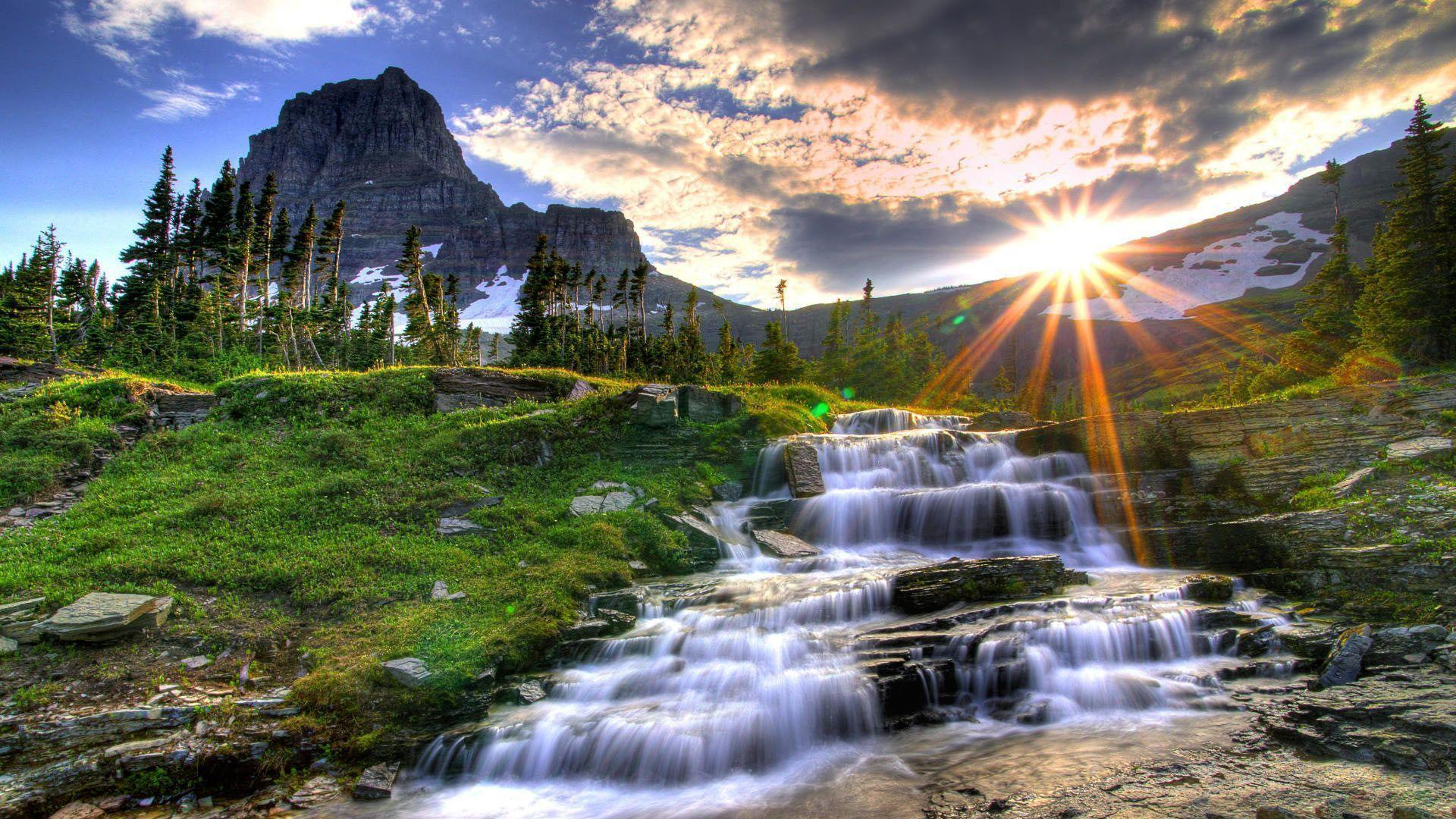 Waterfall HD Wallpapers Wallpaper Cave