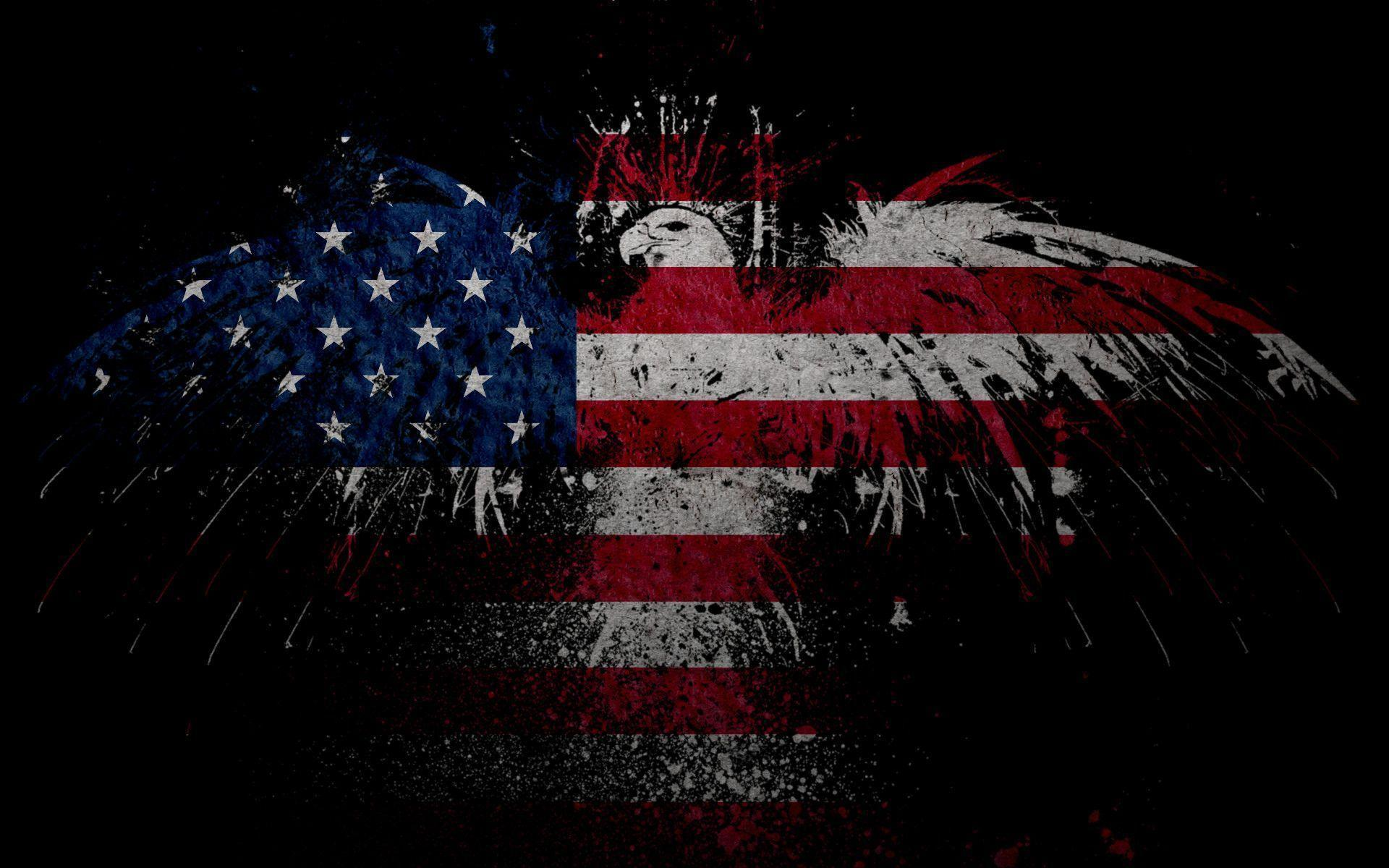 Us Flag Wallpapers Wallpaper Cave