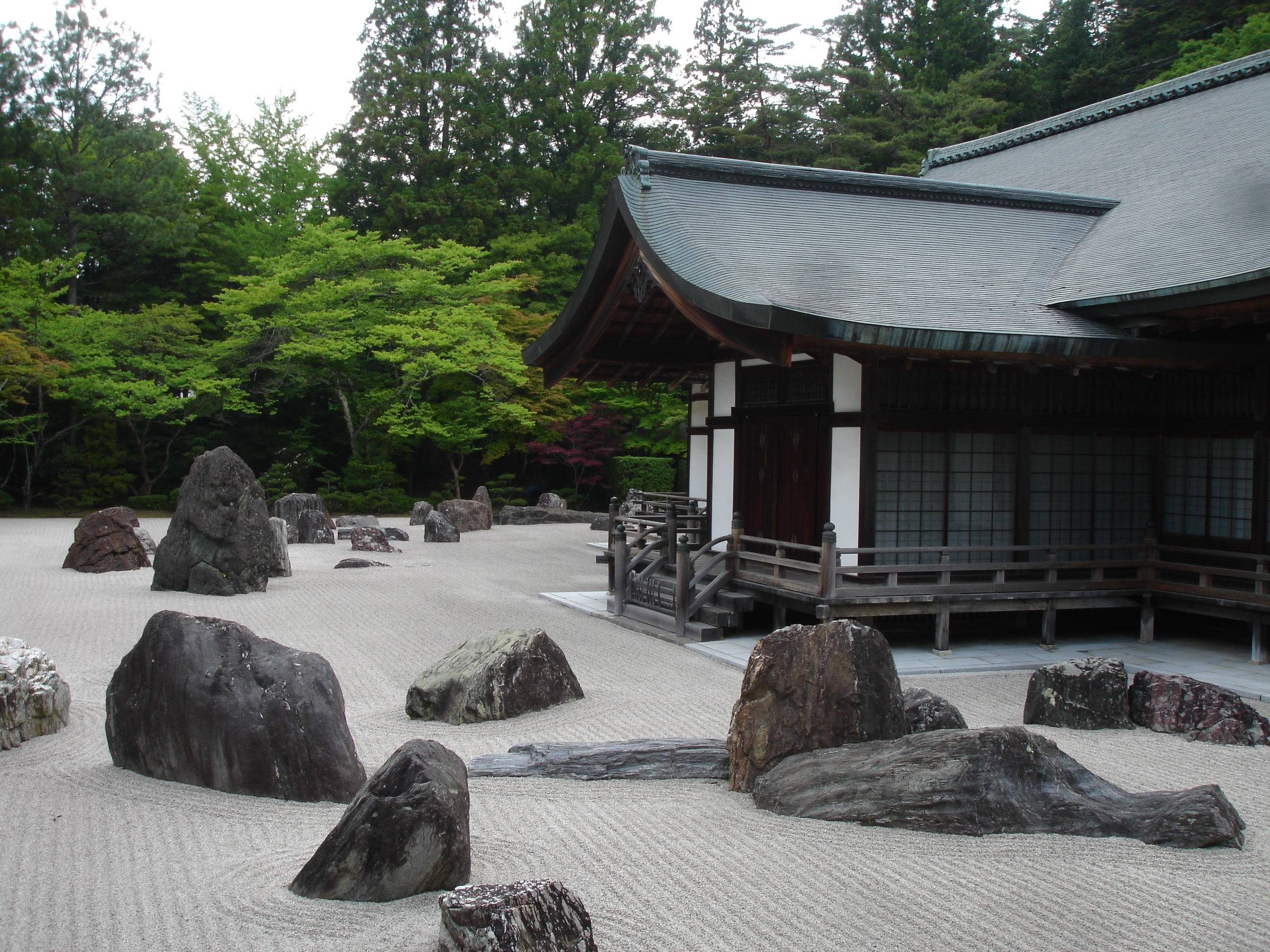 Zen garden wallpapers wallpaper cave for Building a japanese garden in your backyard