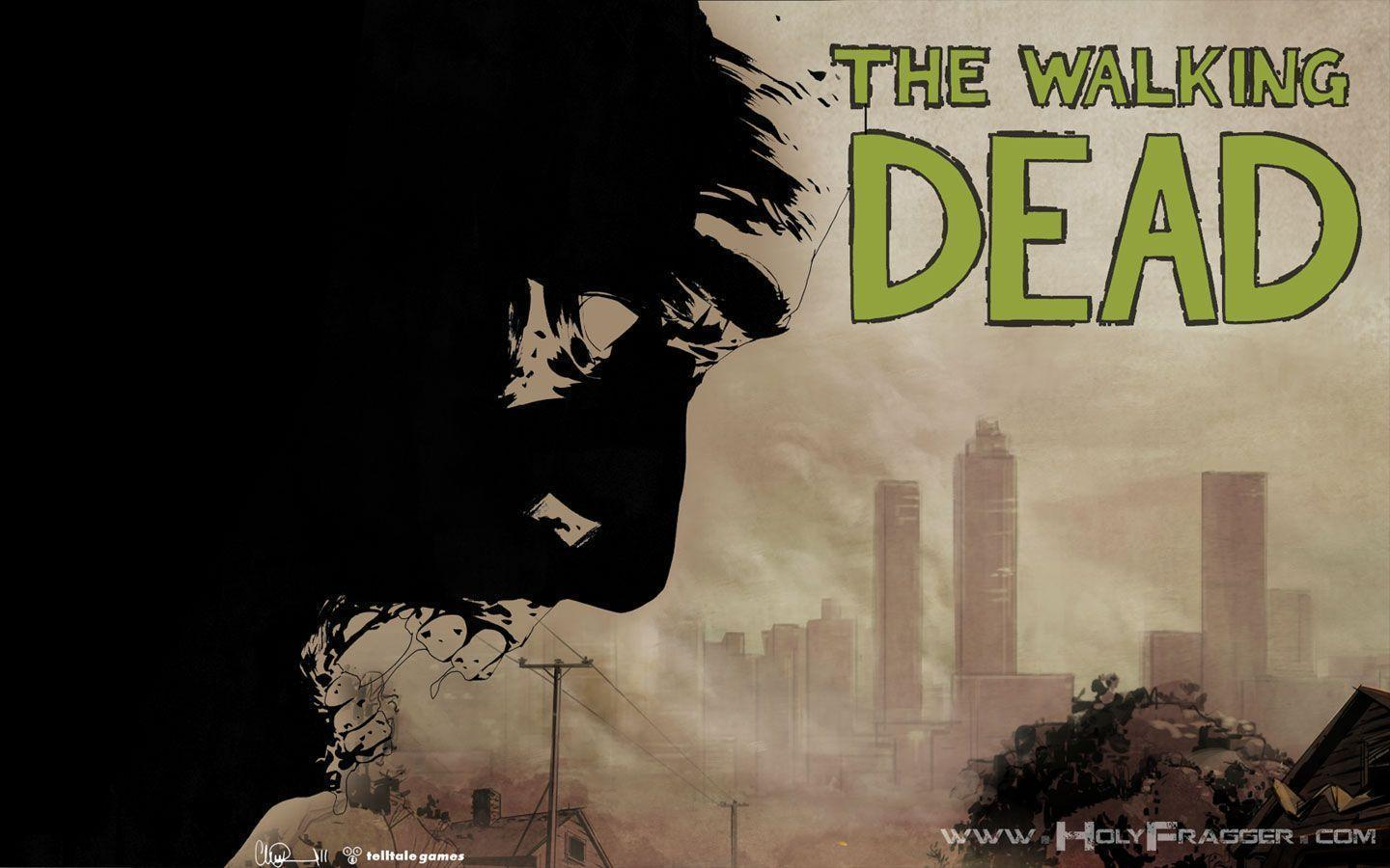 The Walking Dead Wallpaper Mac