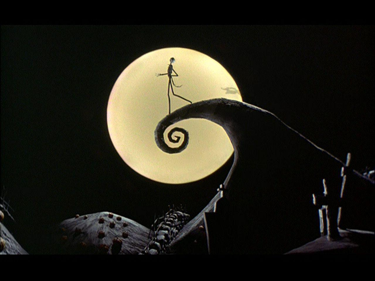 Free Nightmare Before Christmas Live Wallpaper Android