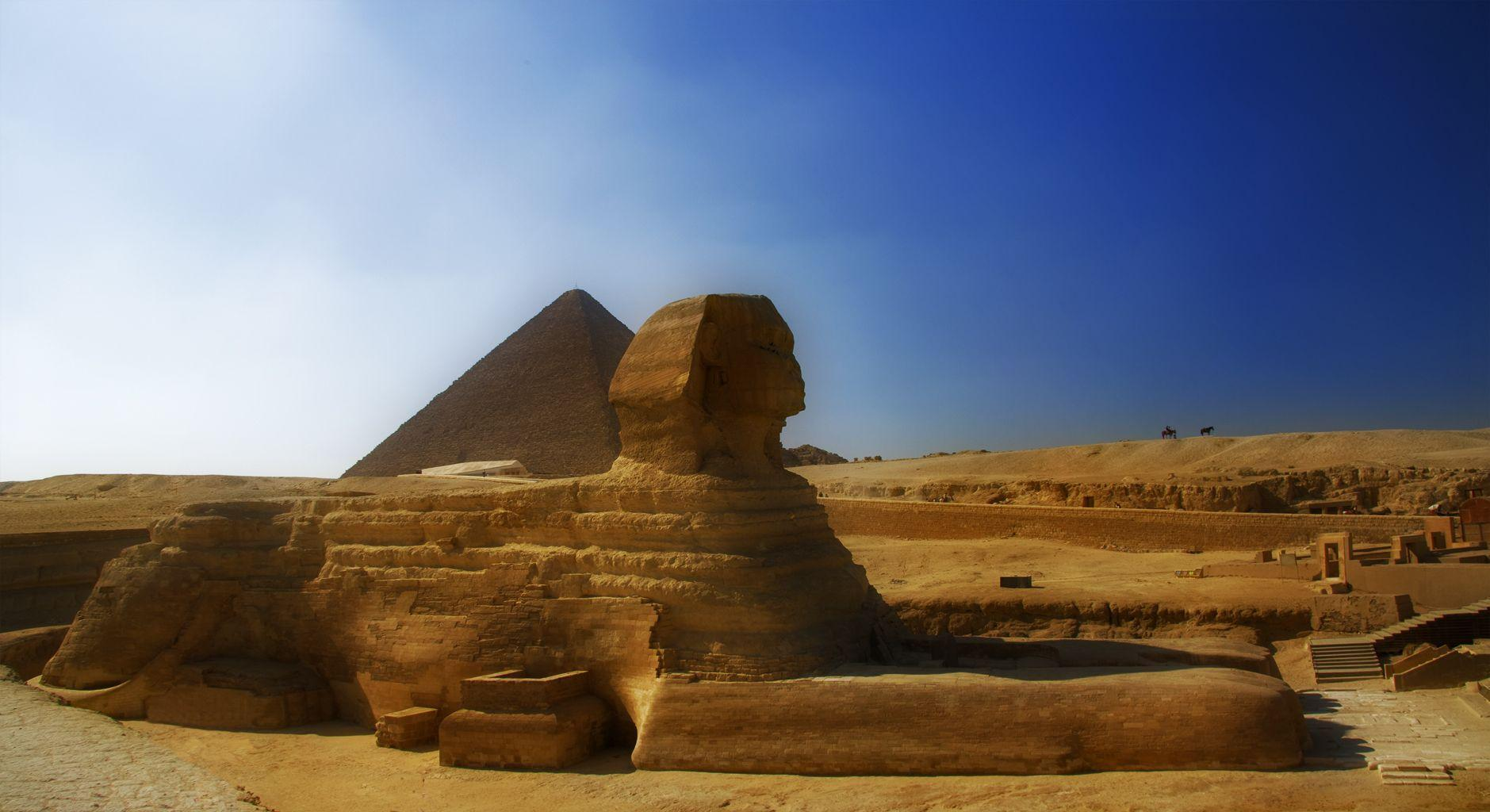 Guardian's Sphinx Sphinx pictures from giza